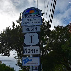 Scenic Highway 1, Key West