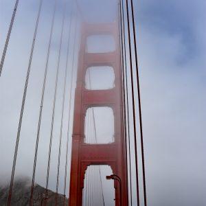 Wieża na moście Golden Gate, San Francisco