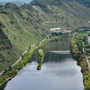 Rzeka Mozela