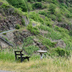 W drodze na szczyt Calmont