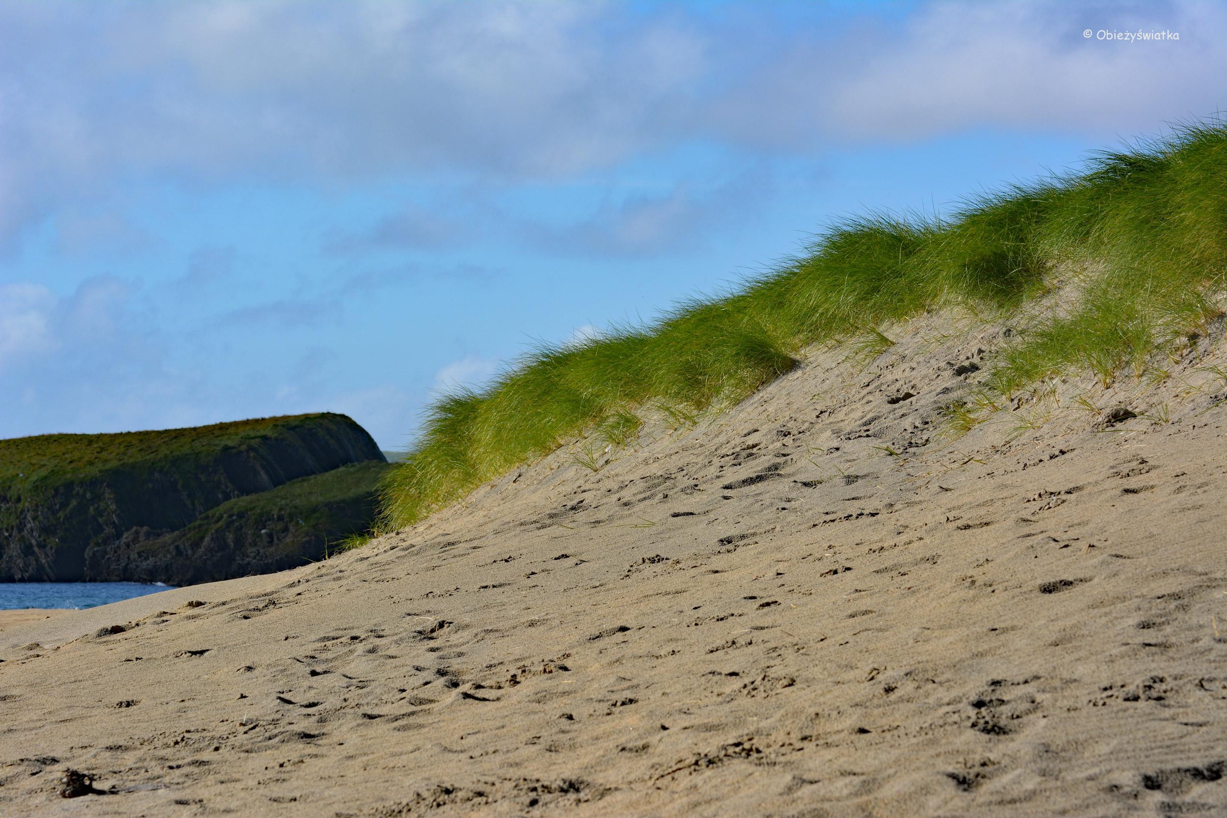 Wyspa św. Niniana, Wyspy Szetlandzkie, Szkocja