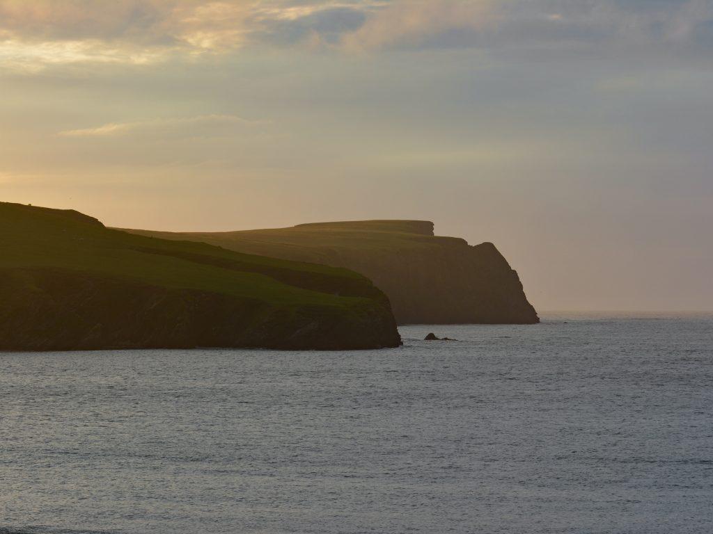 Wyspy Szetlandzkie, St Ninian's Isle, UK