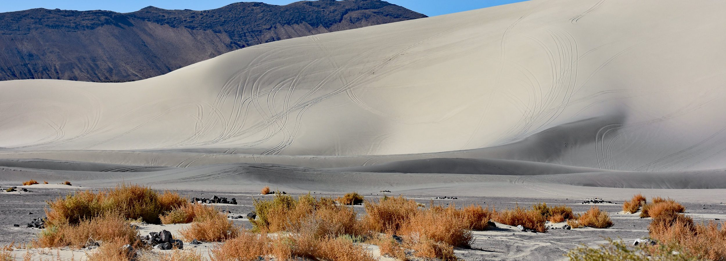 Sand Mountain, Nevada, USA
