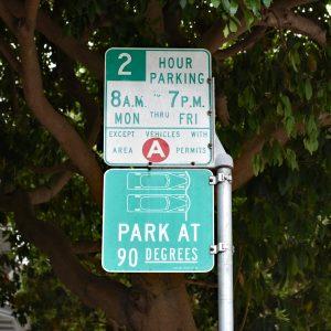 Jak parkować w San Francisco?