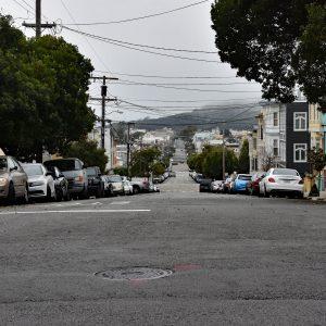 Na ulicach San Francisco
