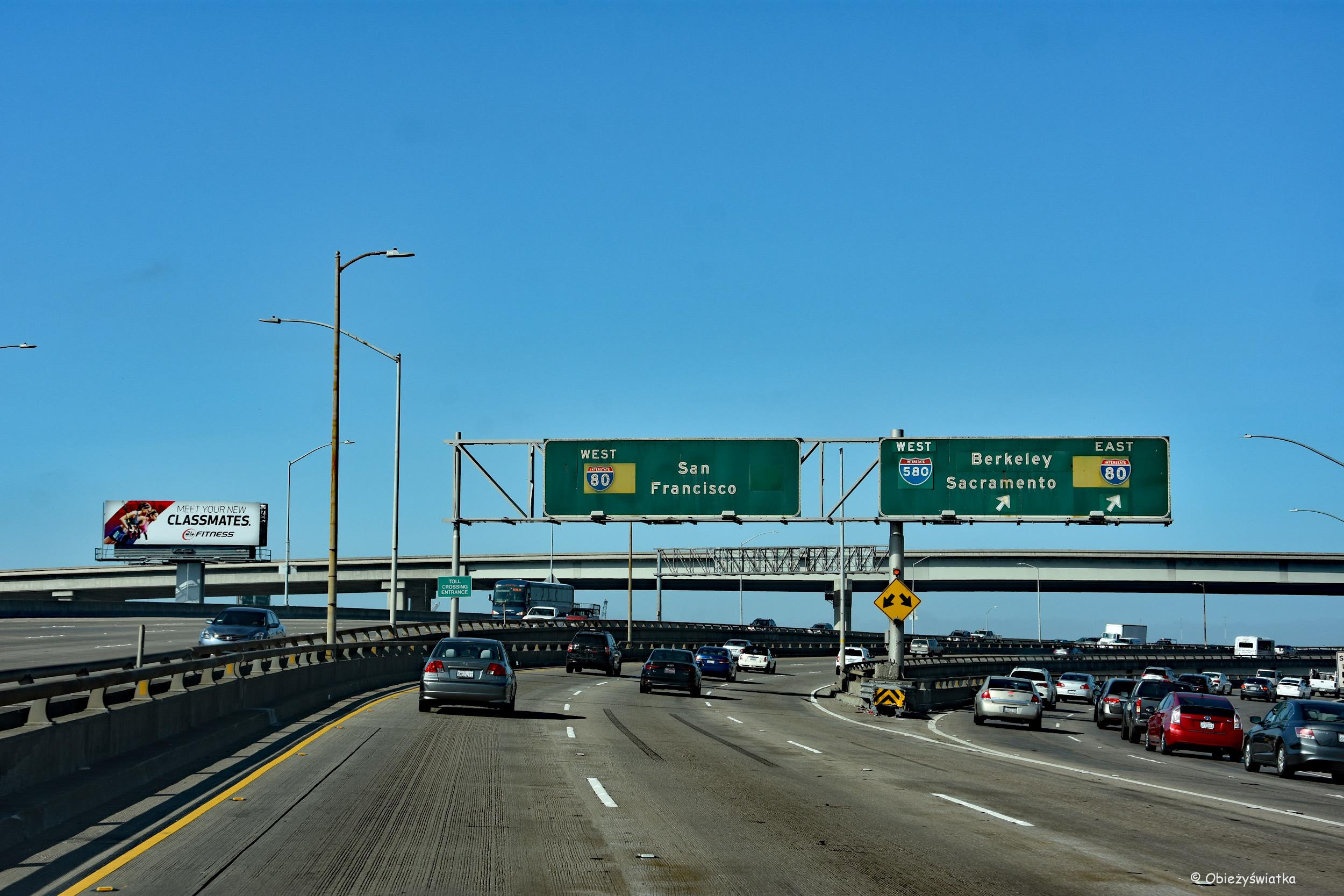 W drodze do San Francisco