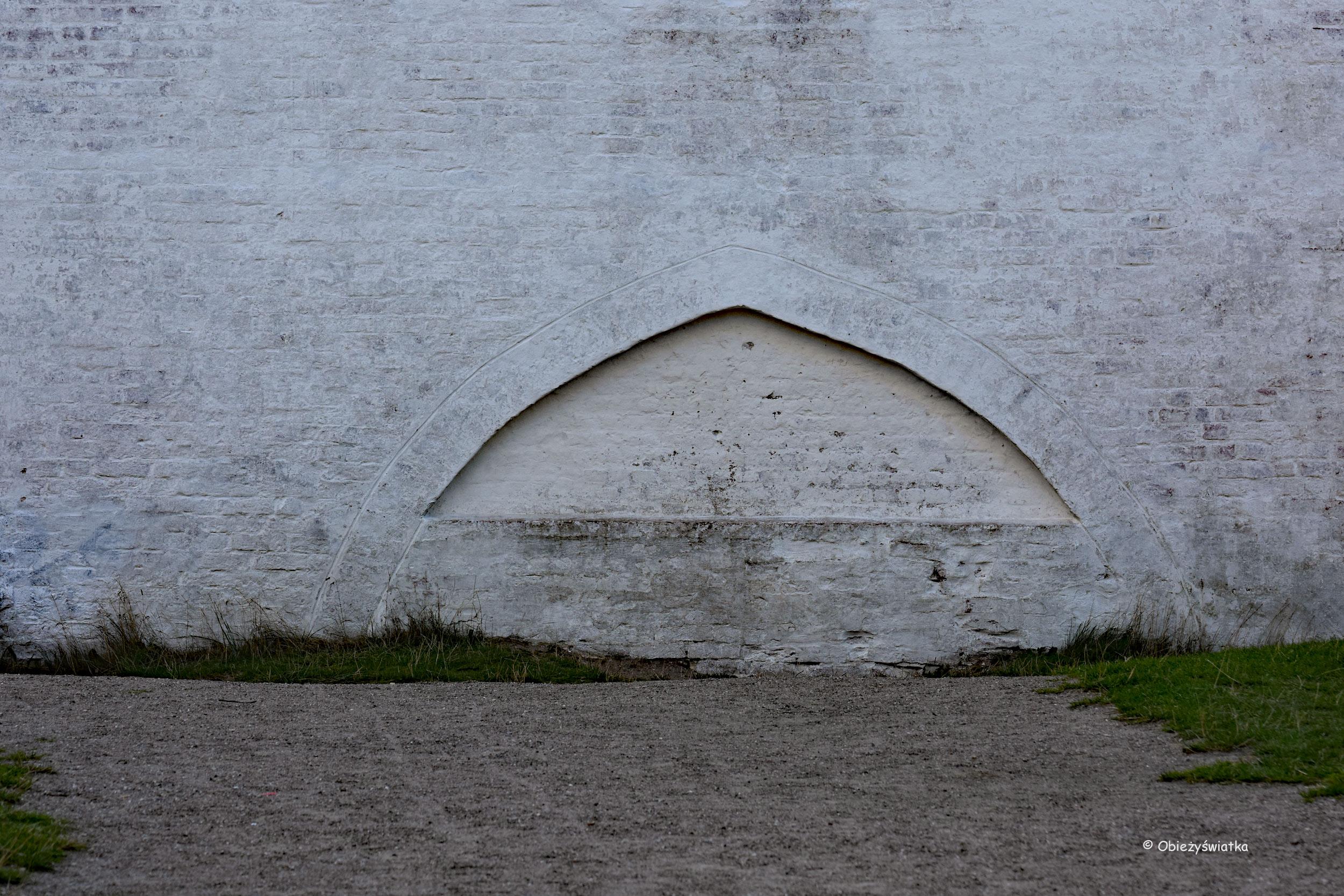 I pozostał tylko portal - Kościół pod piaskiem w Skagen