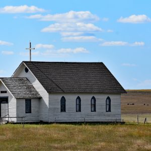 Kościółek na uboczu - 1880 Town