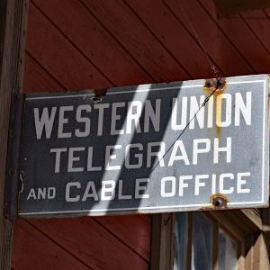 Telegraf :) - 1880 Town
