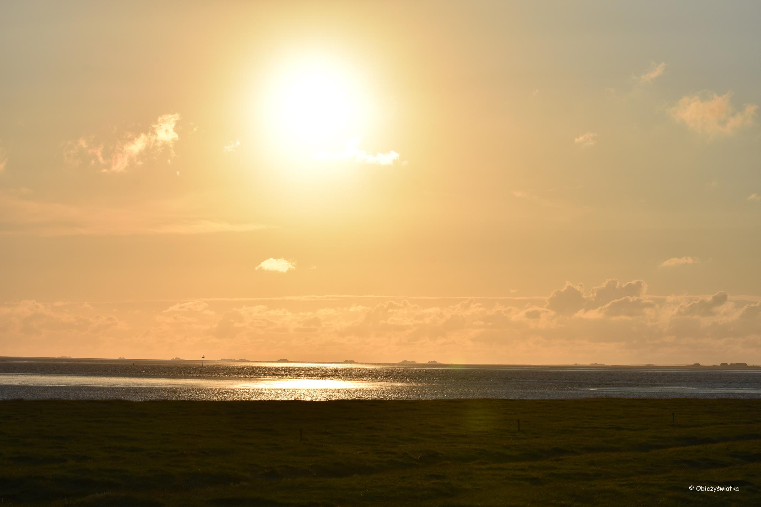 Morze Północne i Halligen