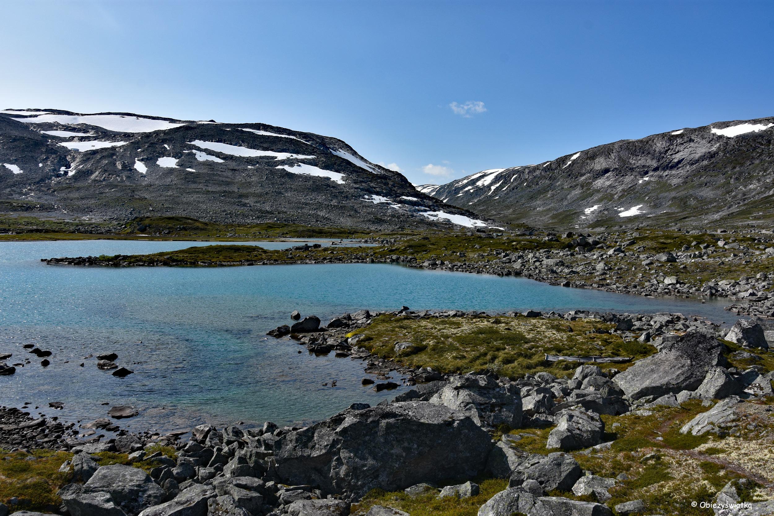 Wędrując po Strynefjell, Norwegia