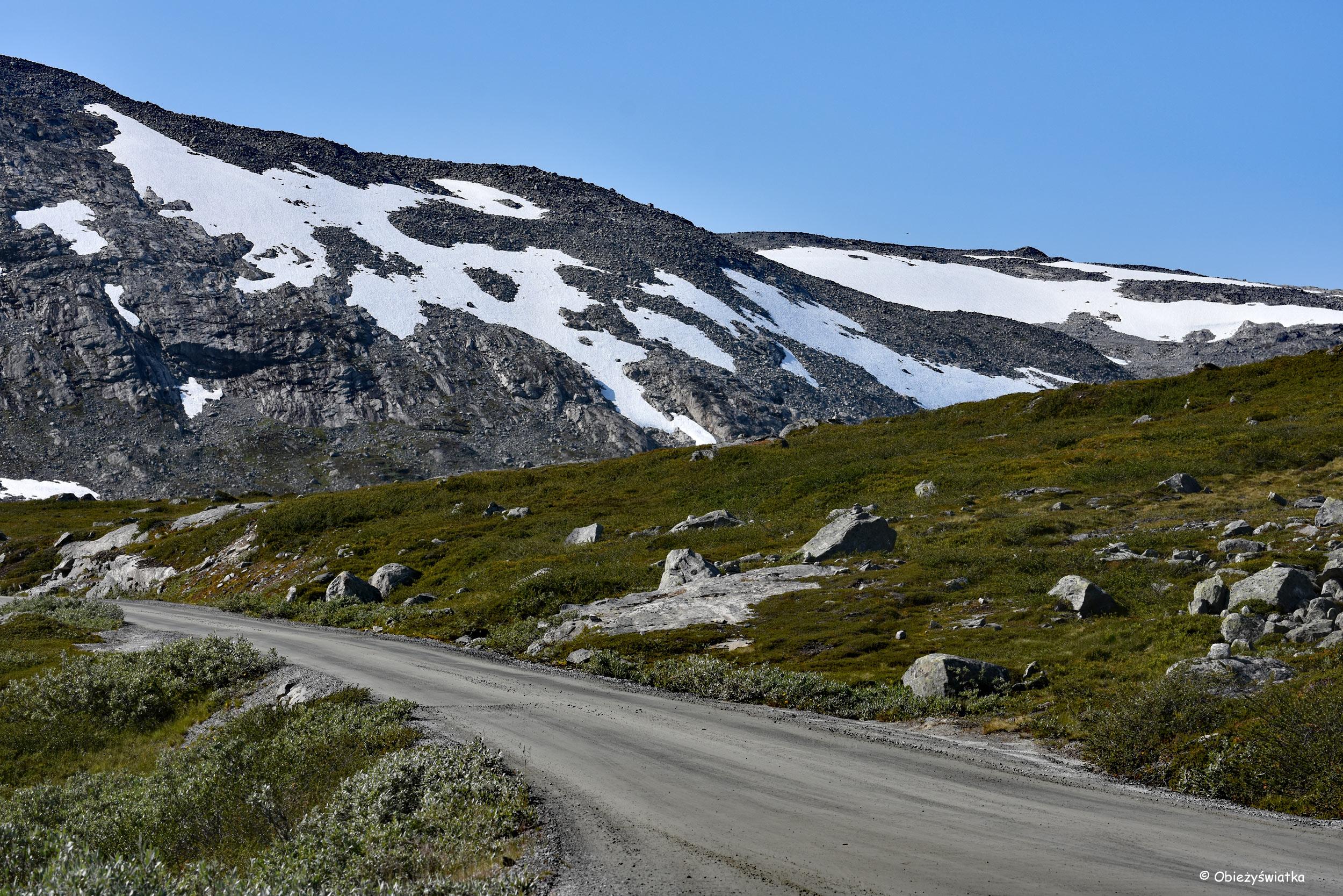 Gamle Strynefjellsvegen, Norwegia