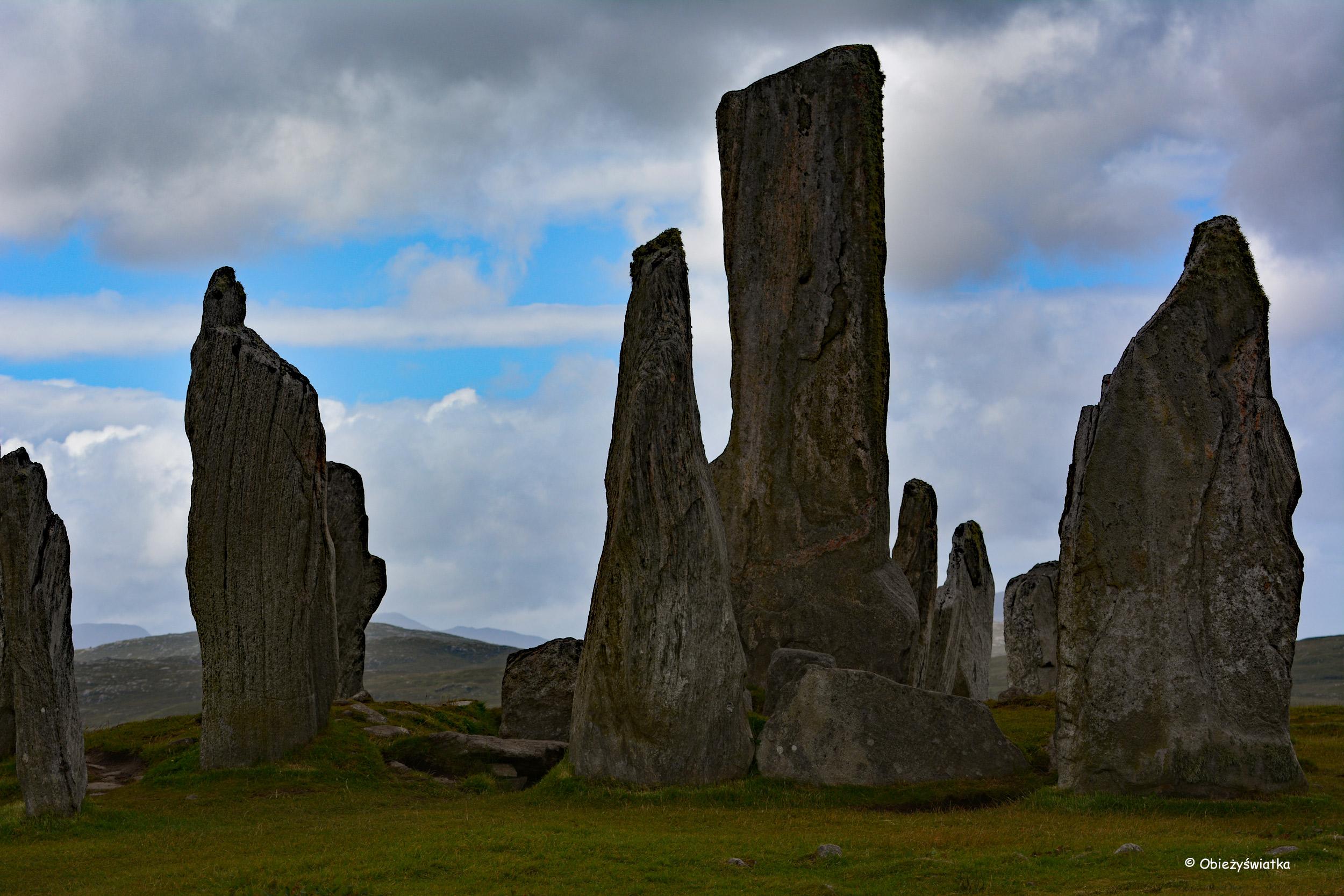 Strażnicy tajemnicy sprzed 4000 lat - Callanish/Calanais, Lewis and Harris