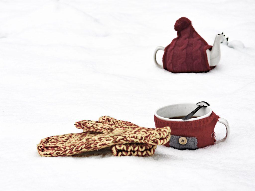 Teatime in Winter