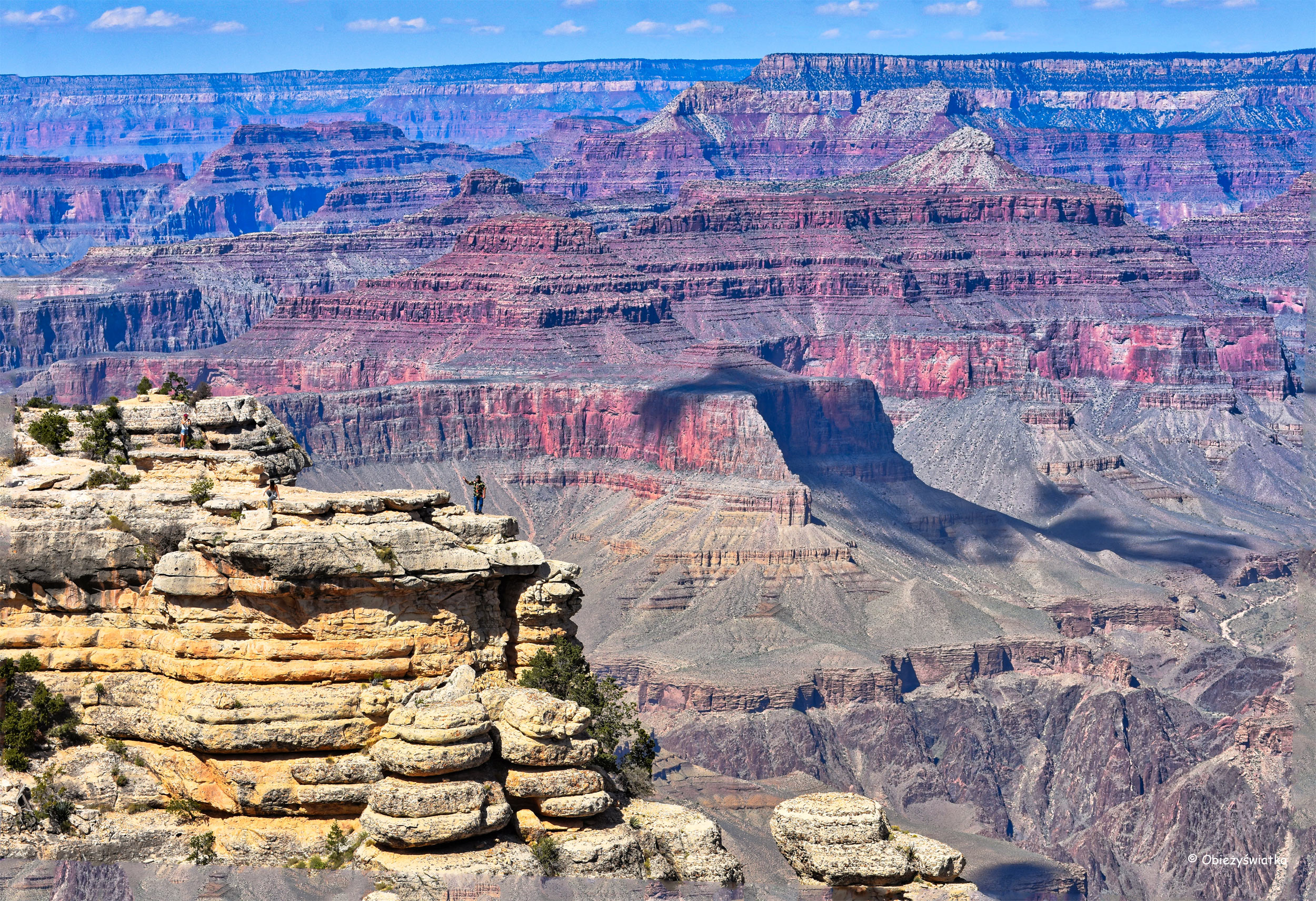 Wielki Kanion - Grand Canyon National Park, Arizona, USA