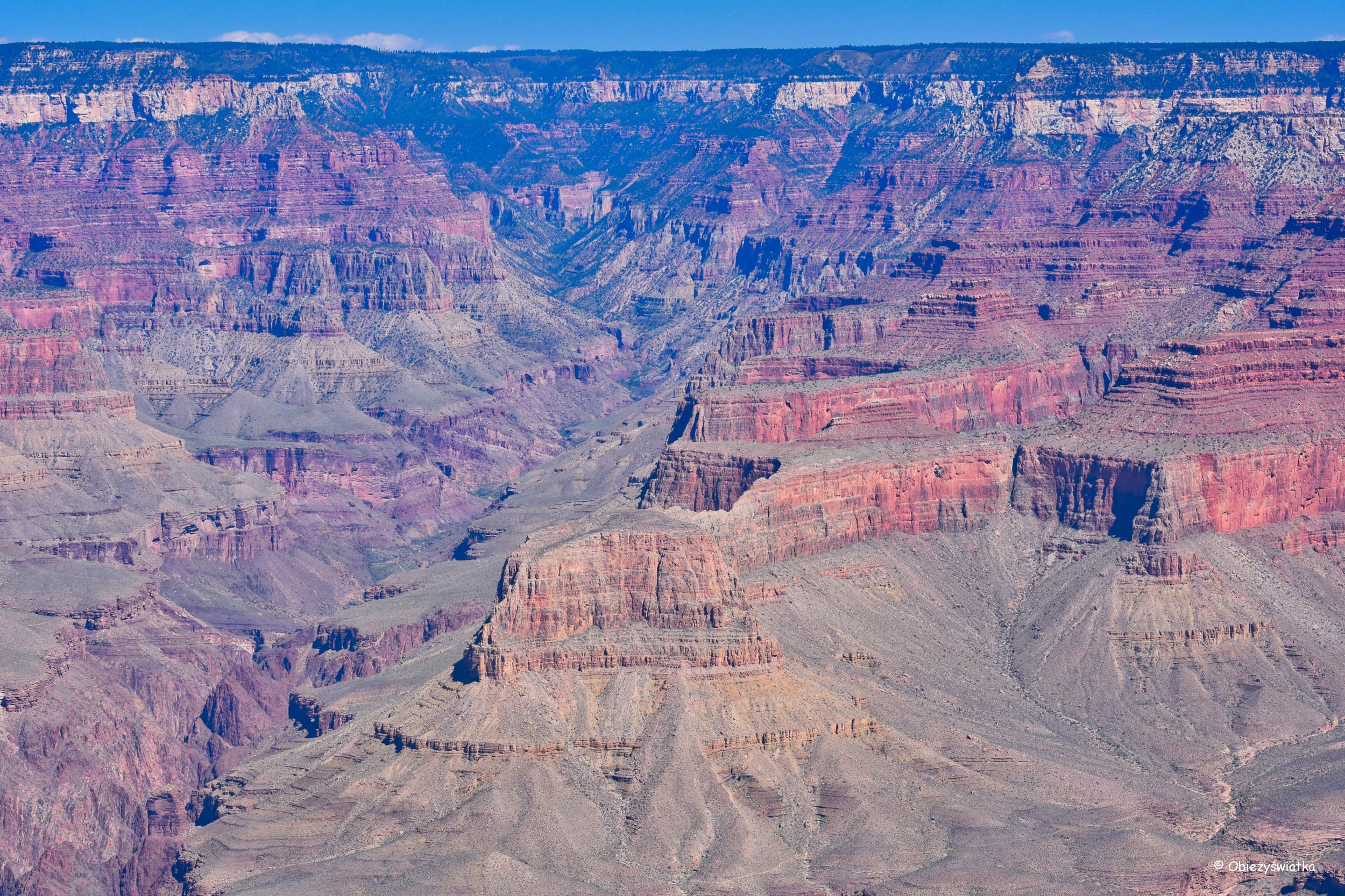 Grand Canyon National Park, Arizona, USA - panorama