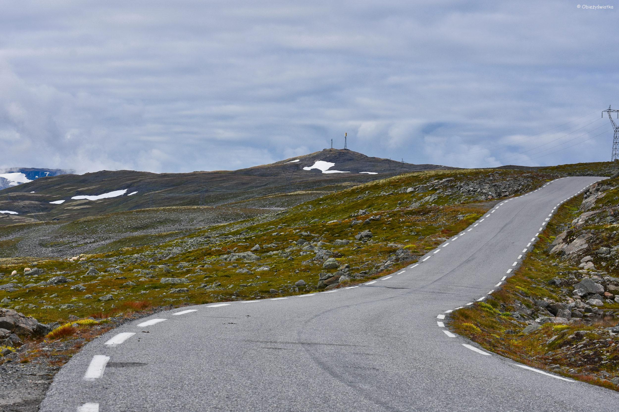 Aurlandsfjellet, Norwegia