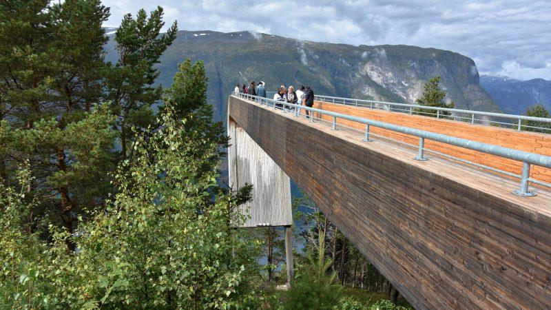Stegastein, Norwegia