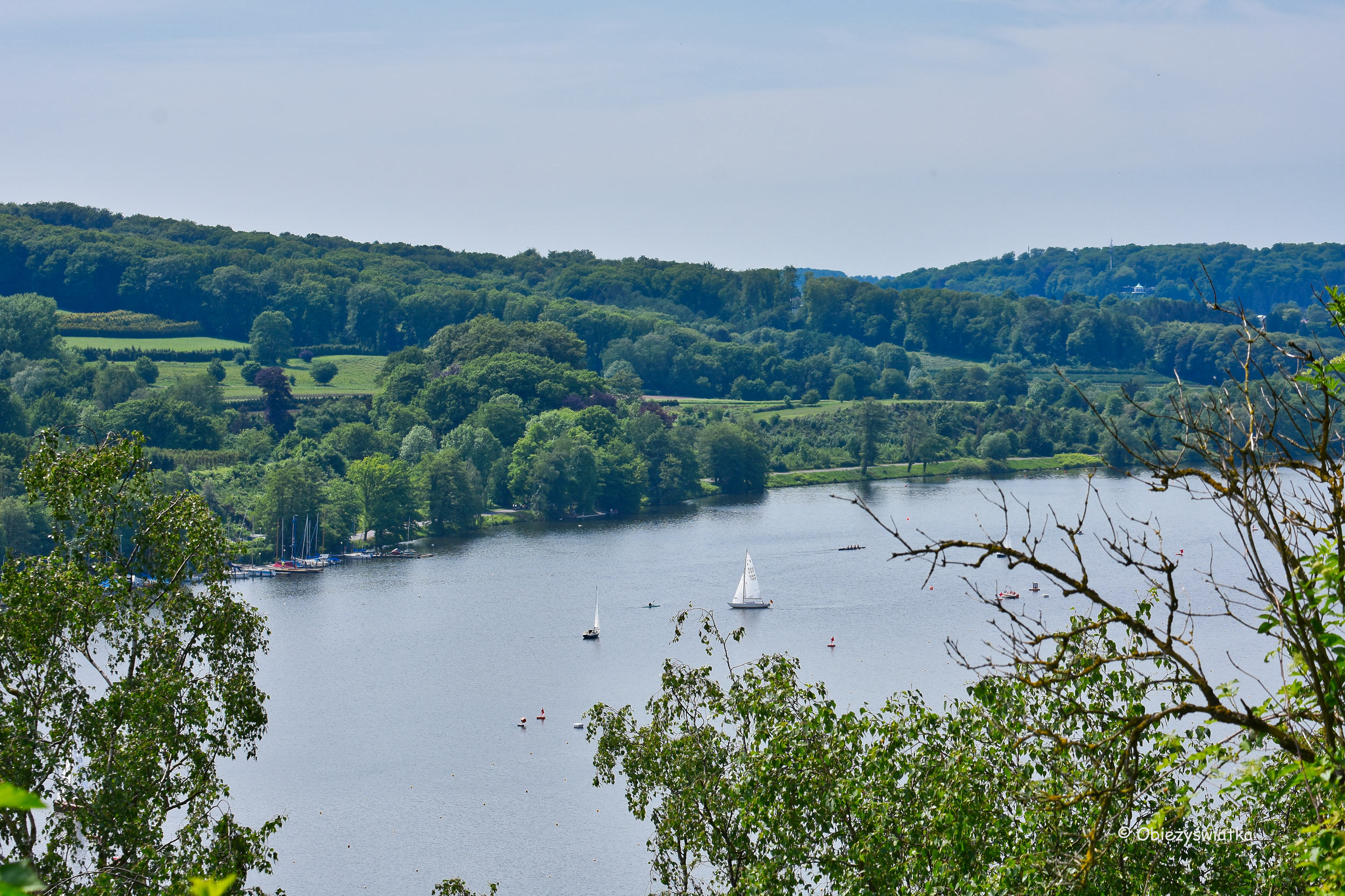 Jezioro Baldeney, Essen