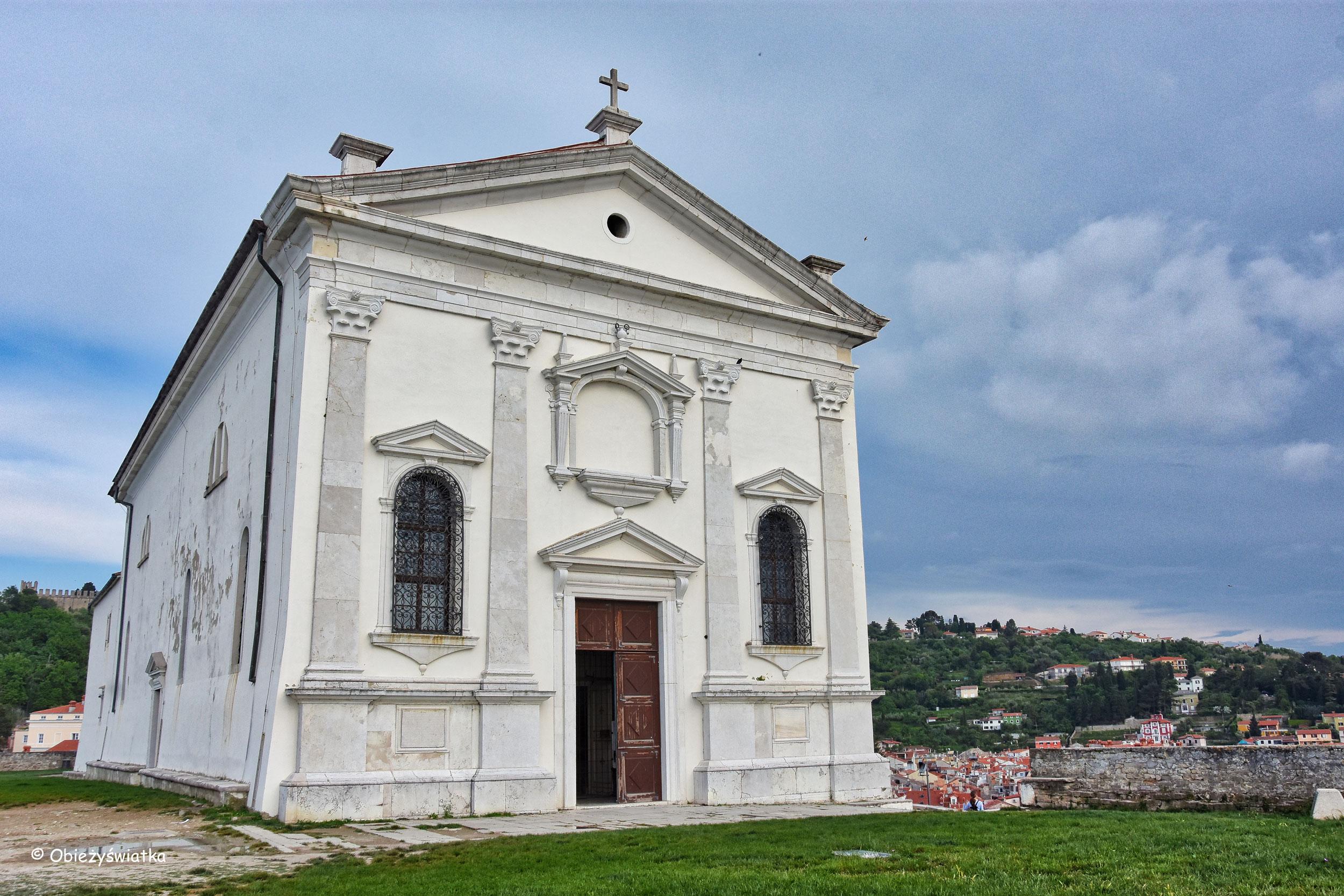 Kościół św. Jerzego w Piranie, Słowenia
