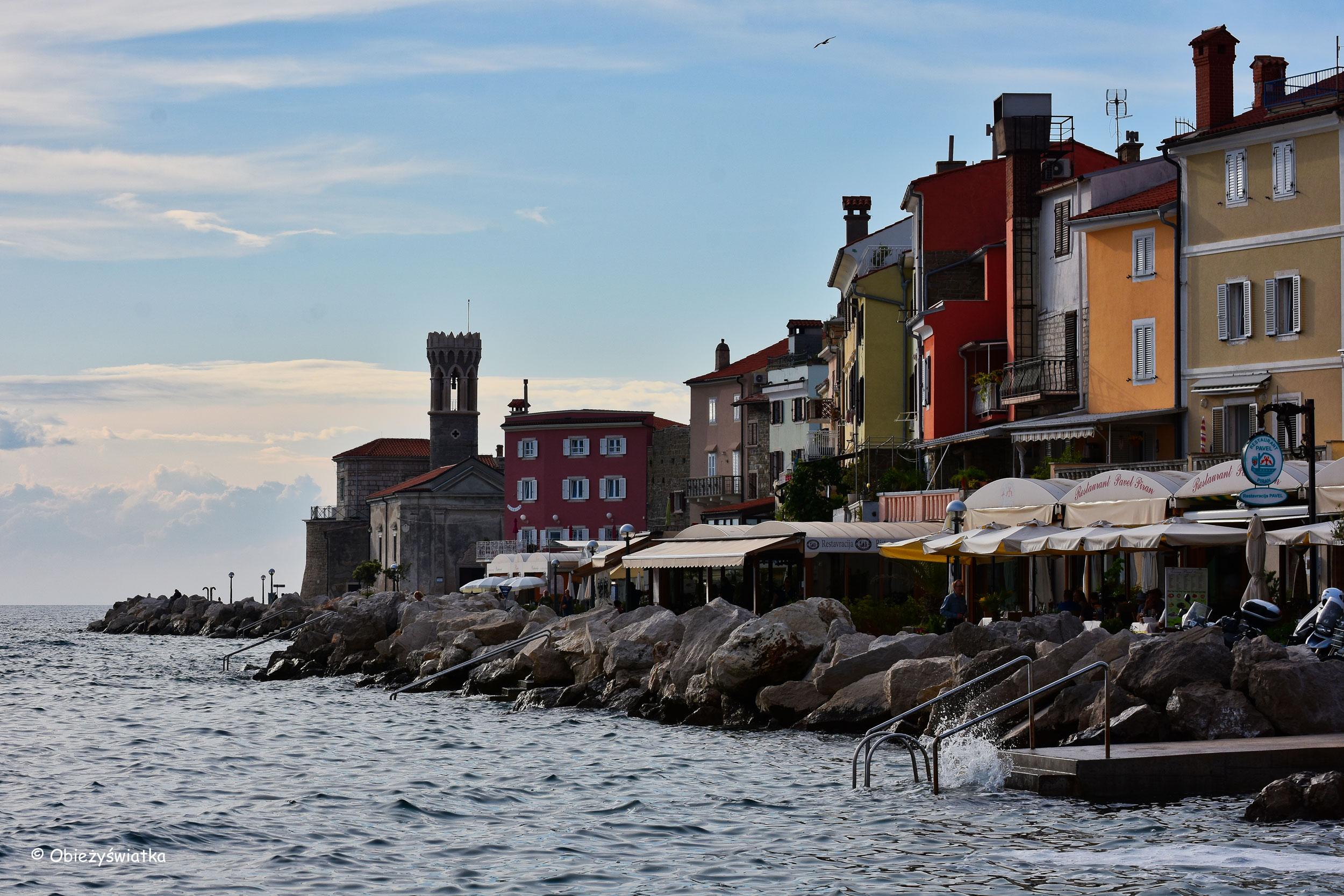 Piran, Słowenia
