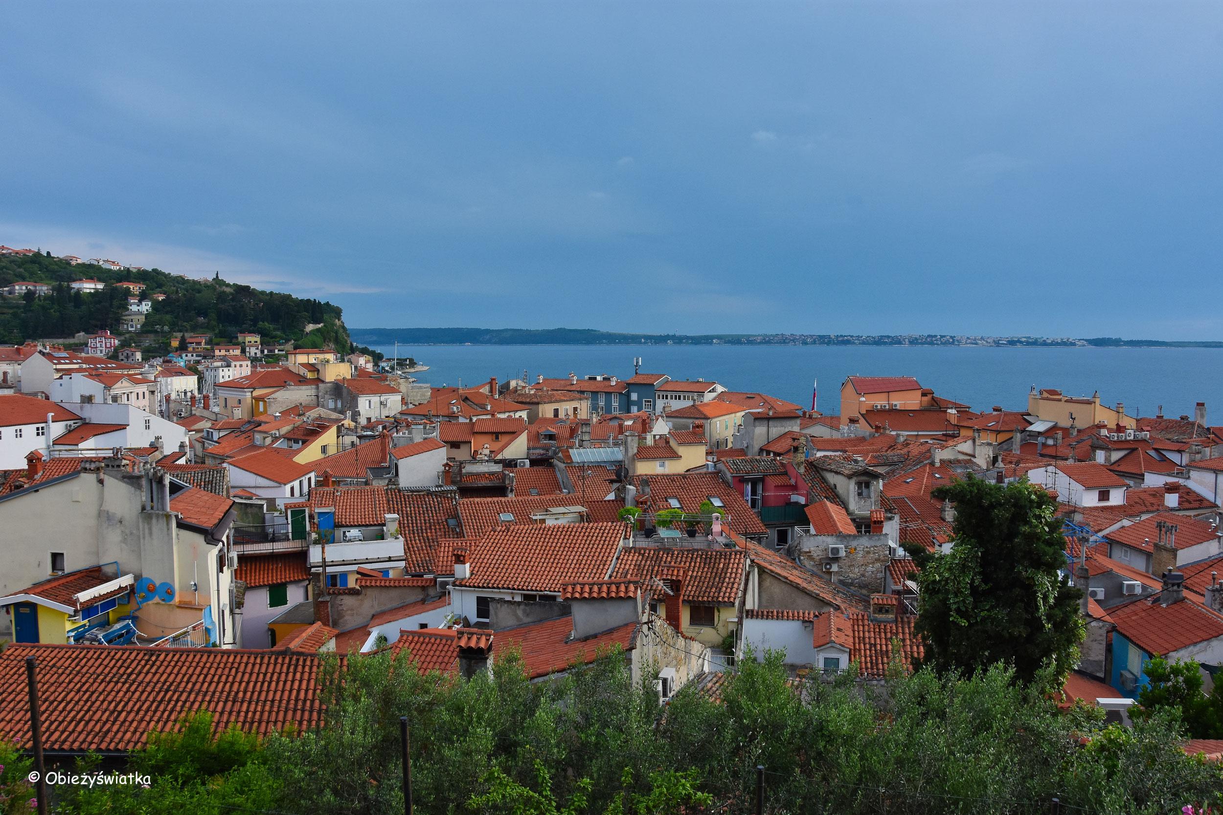 Piran i Adriatyk