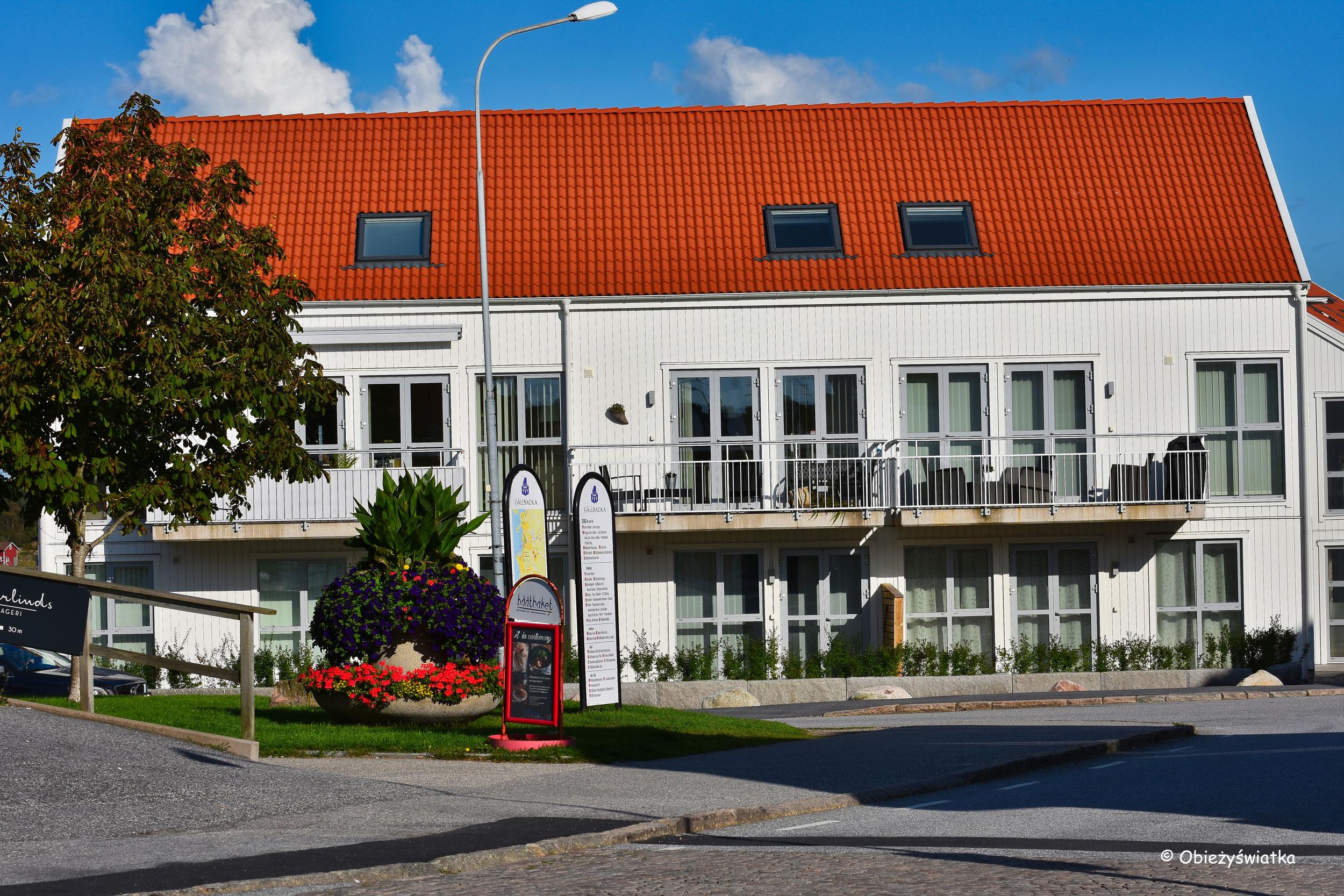 W drodze do przystani, Fjällbacka, Szwecja