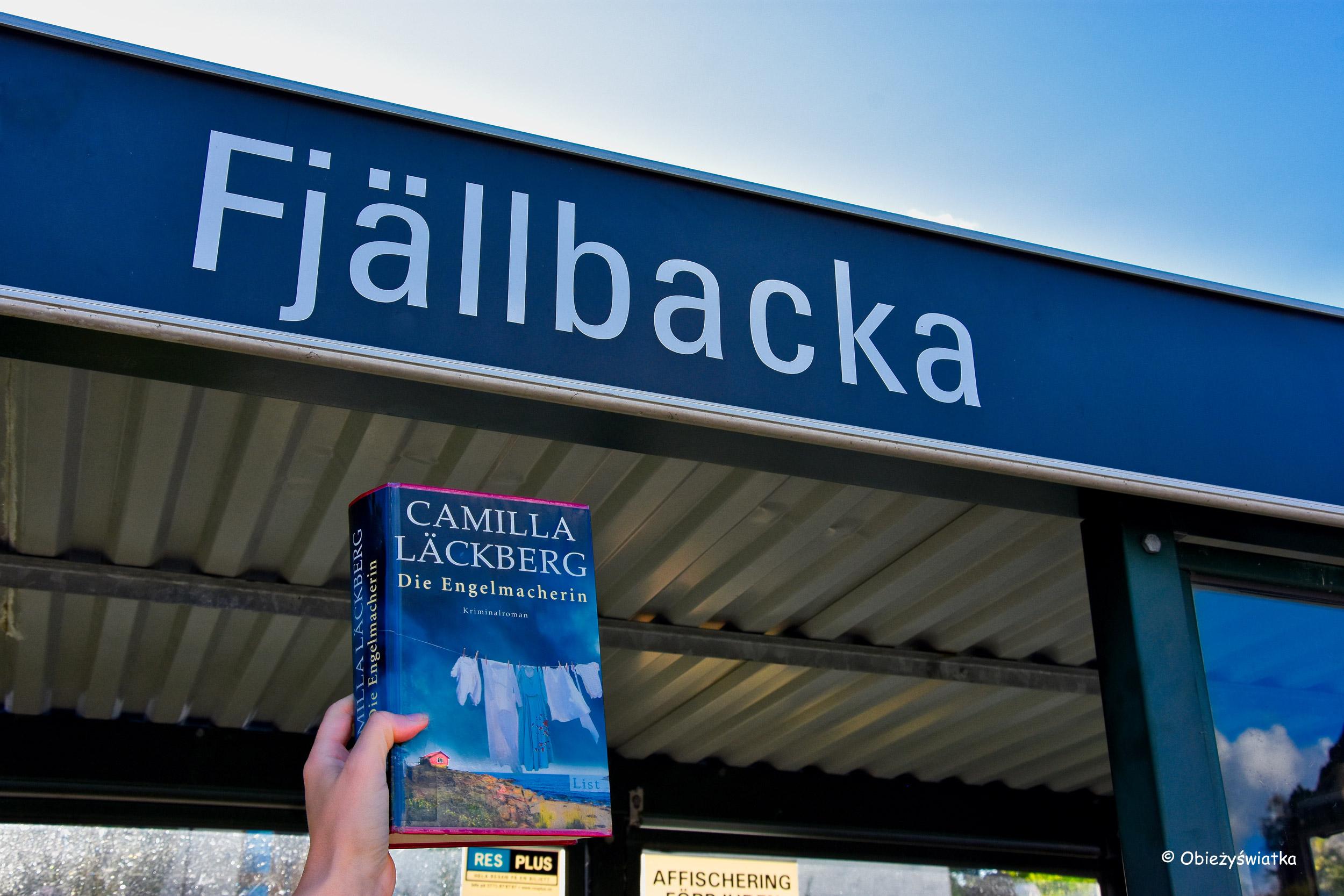Jak Fjällbacka, to musi być i Läckberg :)