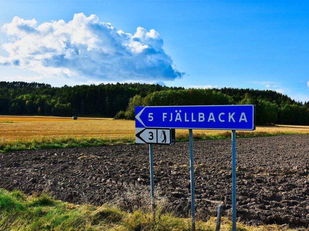 Fjällbacka, Szwecja
