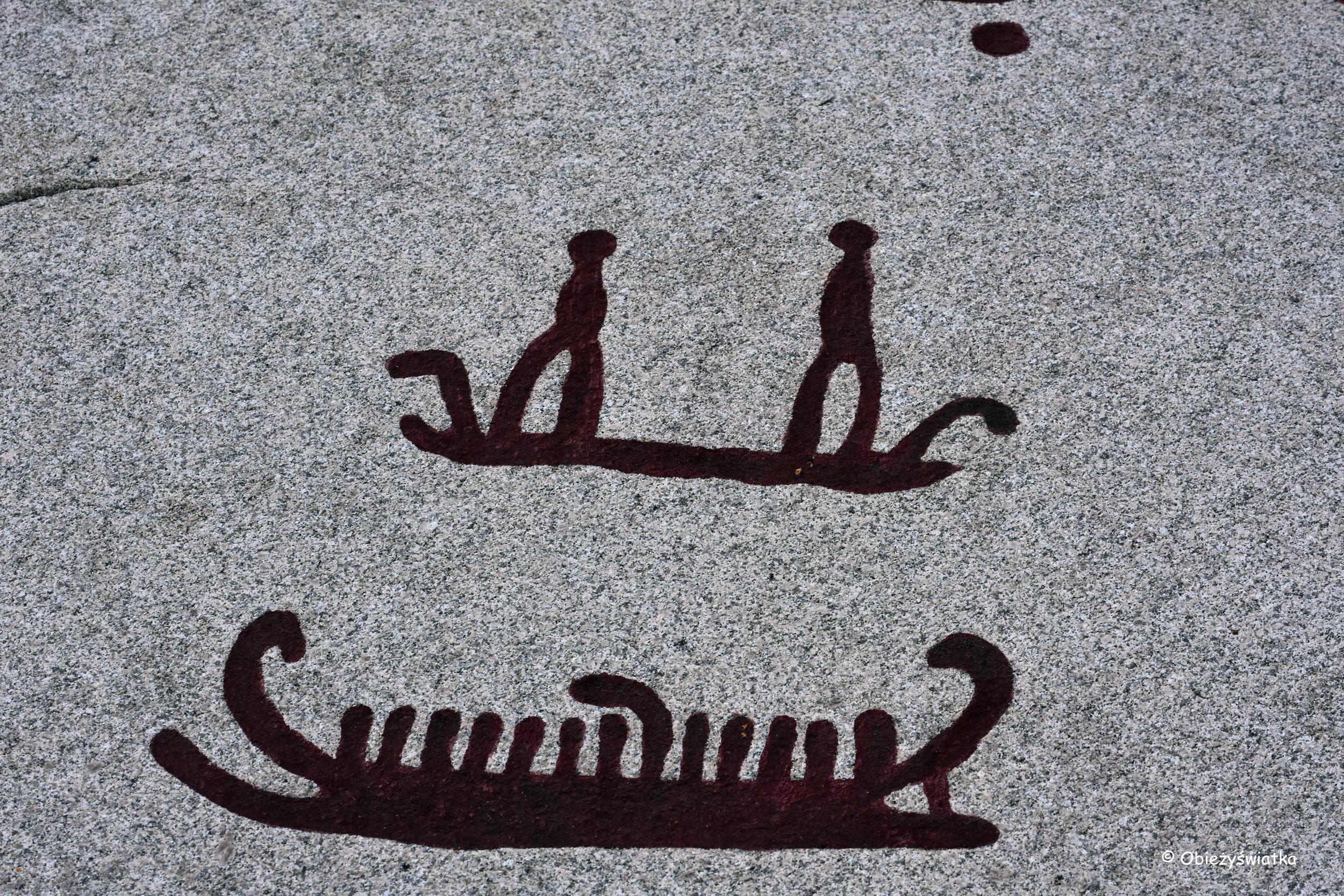 Prehistoryczne ryty - Tanumshede