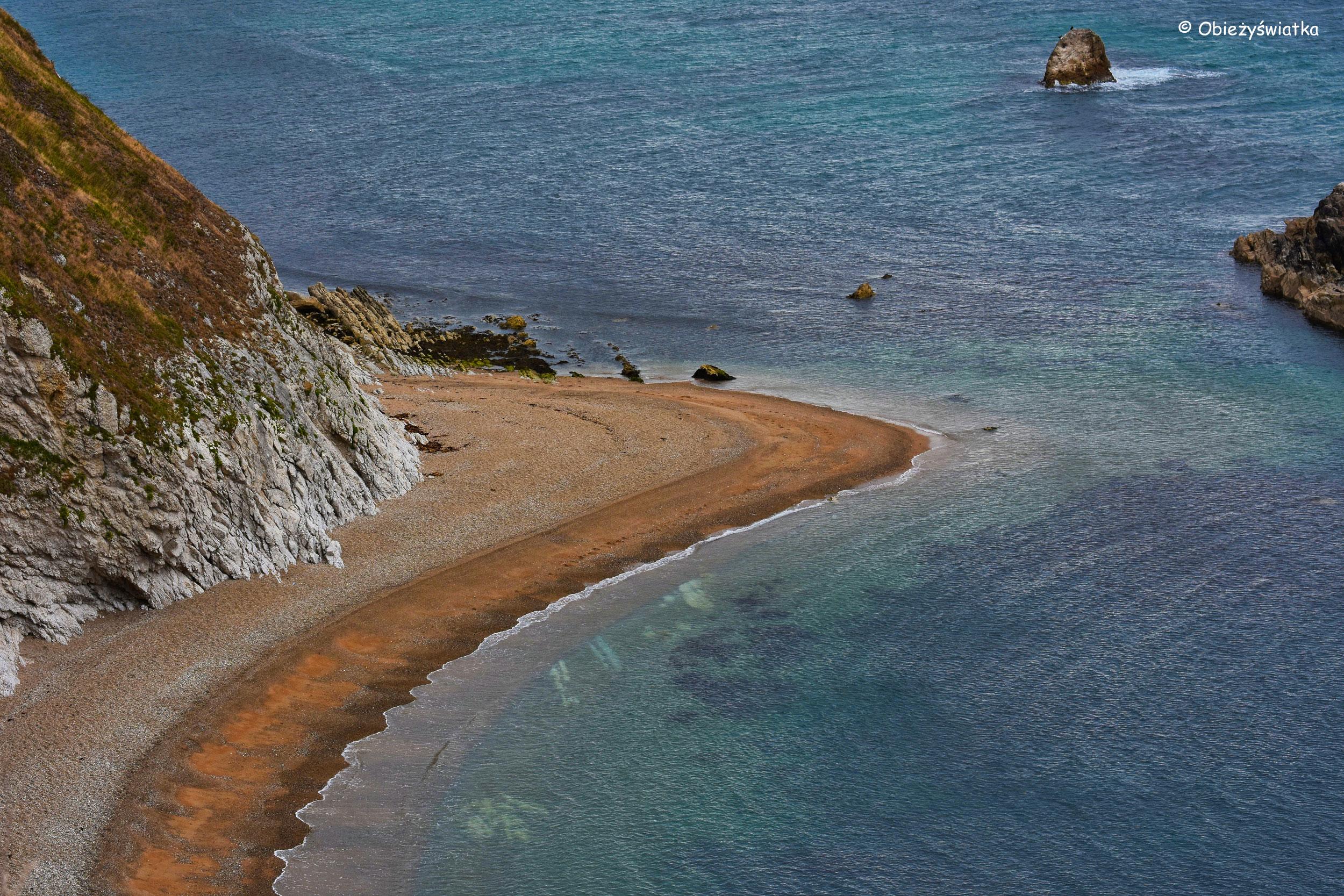 Wybrzeże Jurajskie - Jurassic Coast, UK