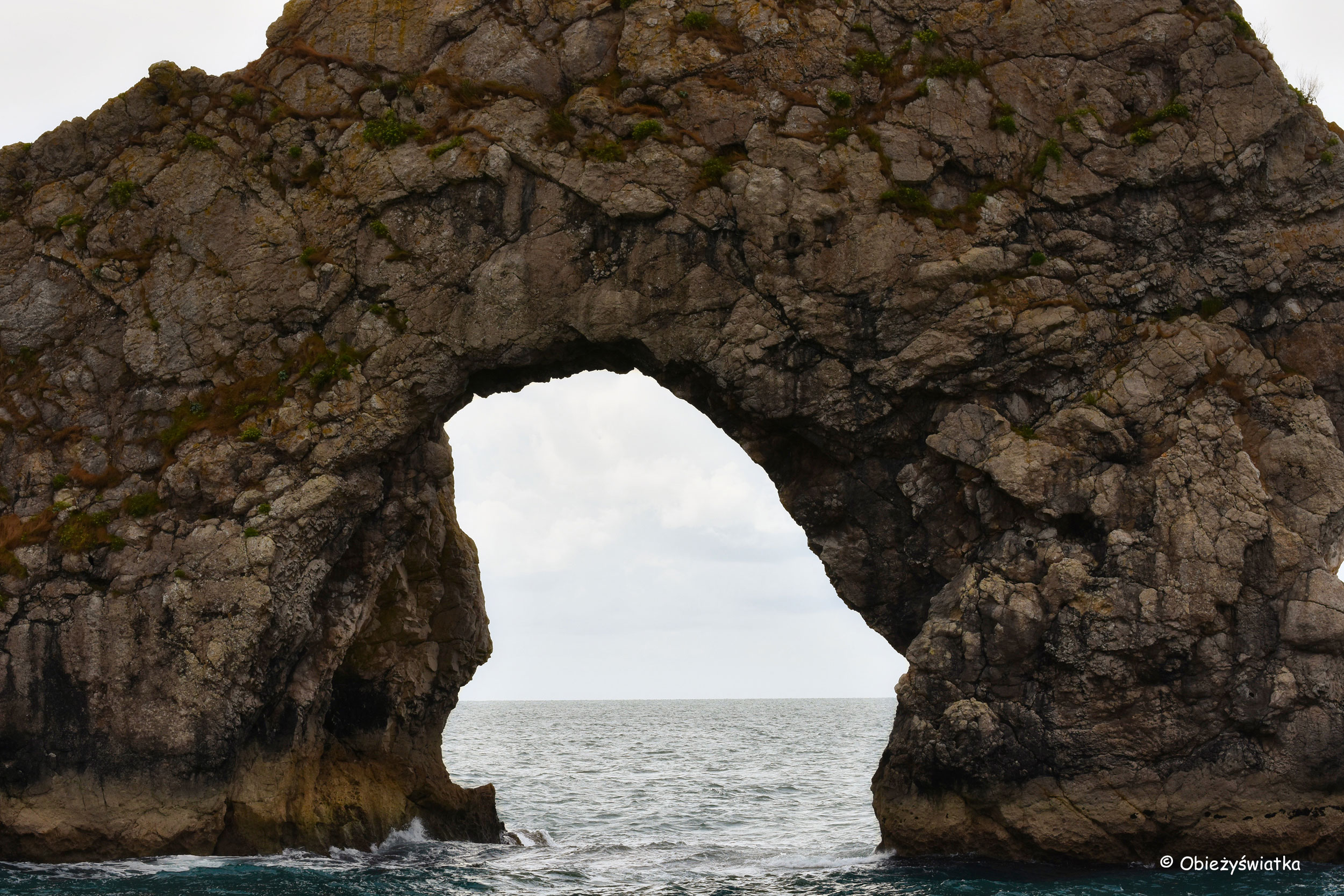 Durdle Door, Jurassic Coast, UK