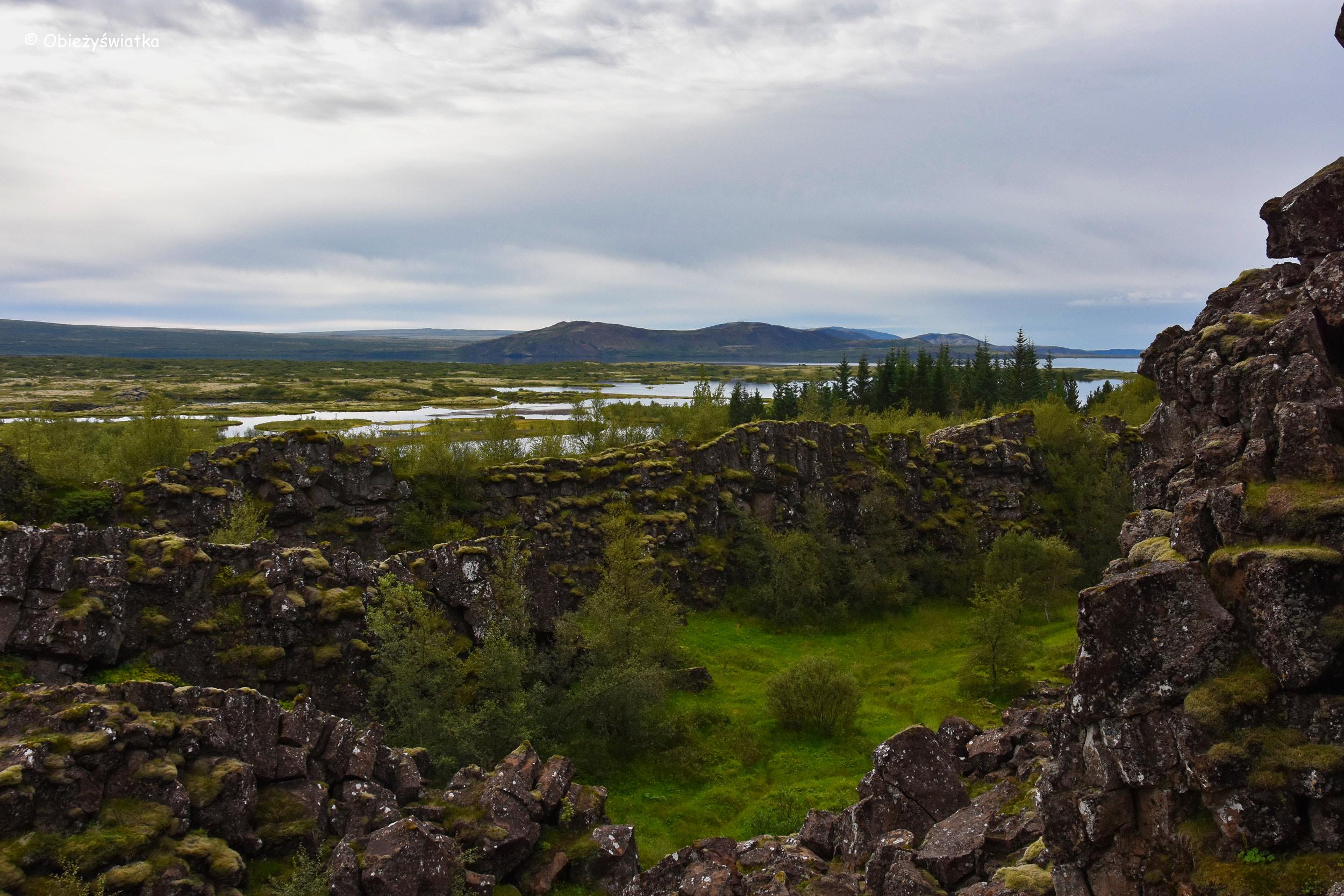 Þingvellir-panorama