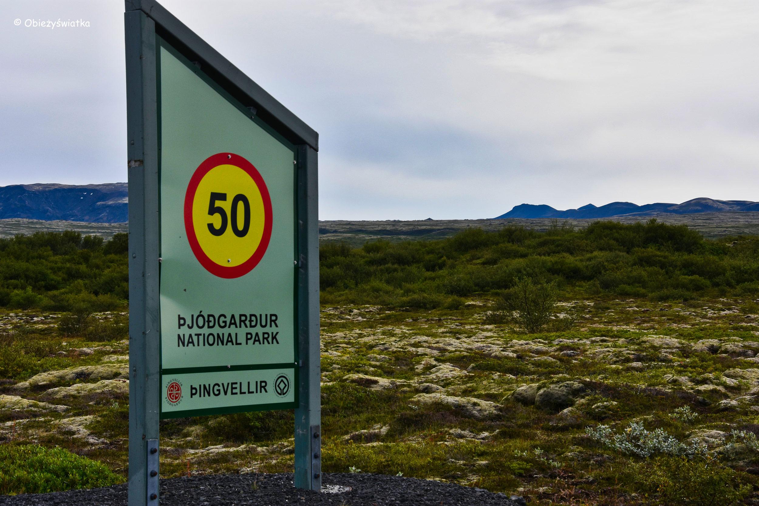 Þingvellir, Islandia