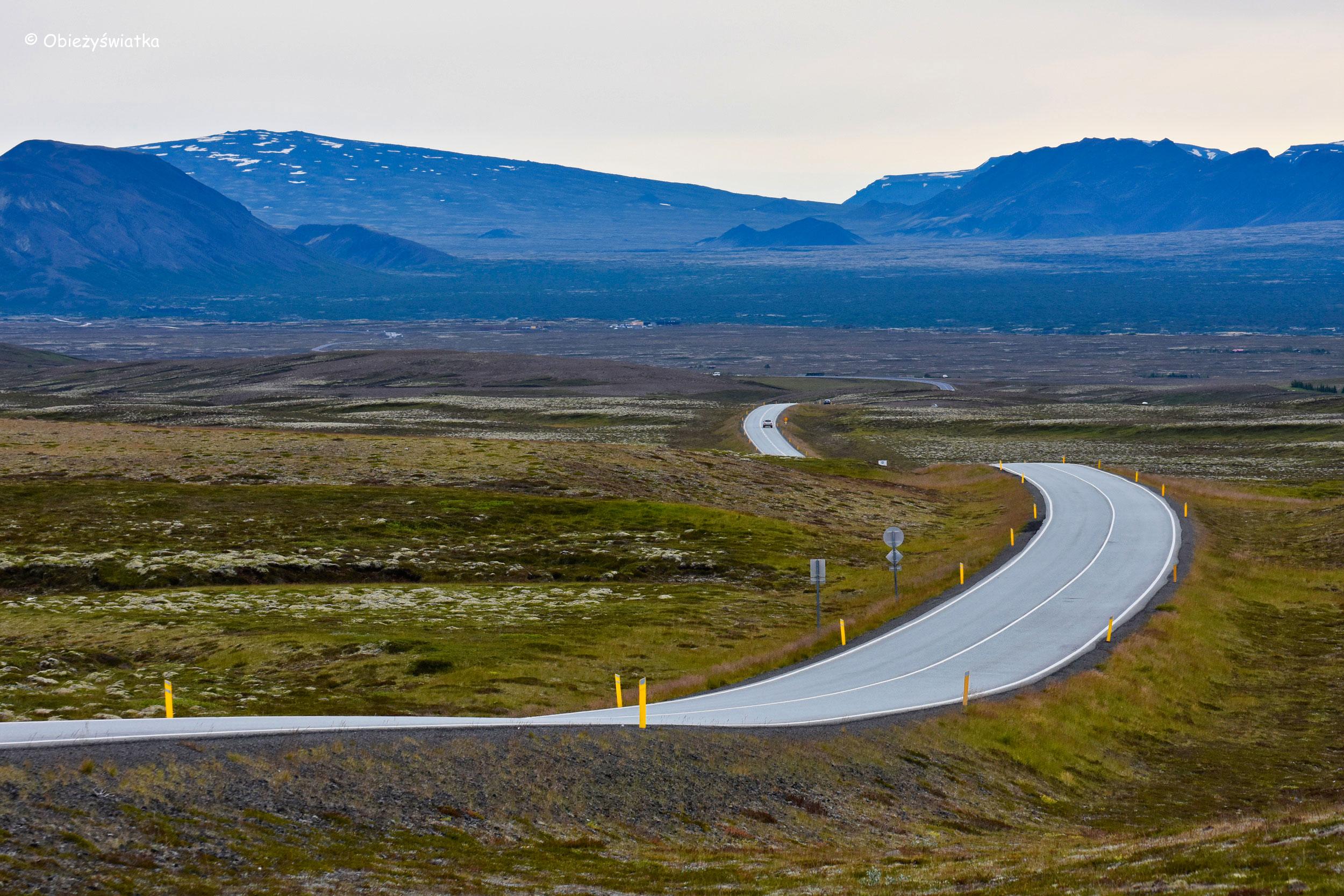 Podróżując po Islandii