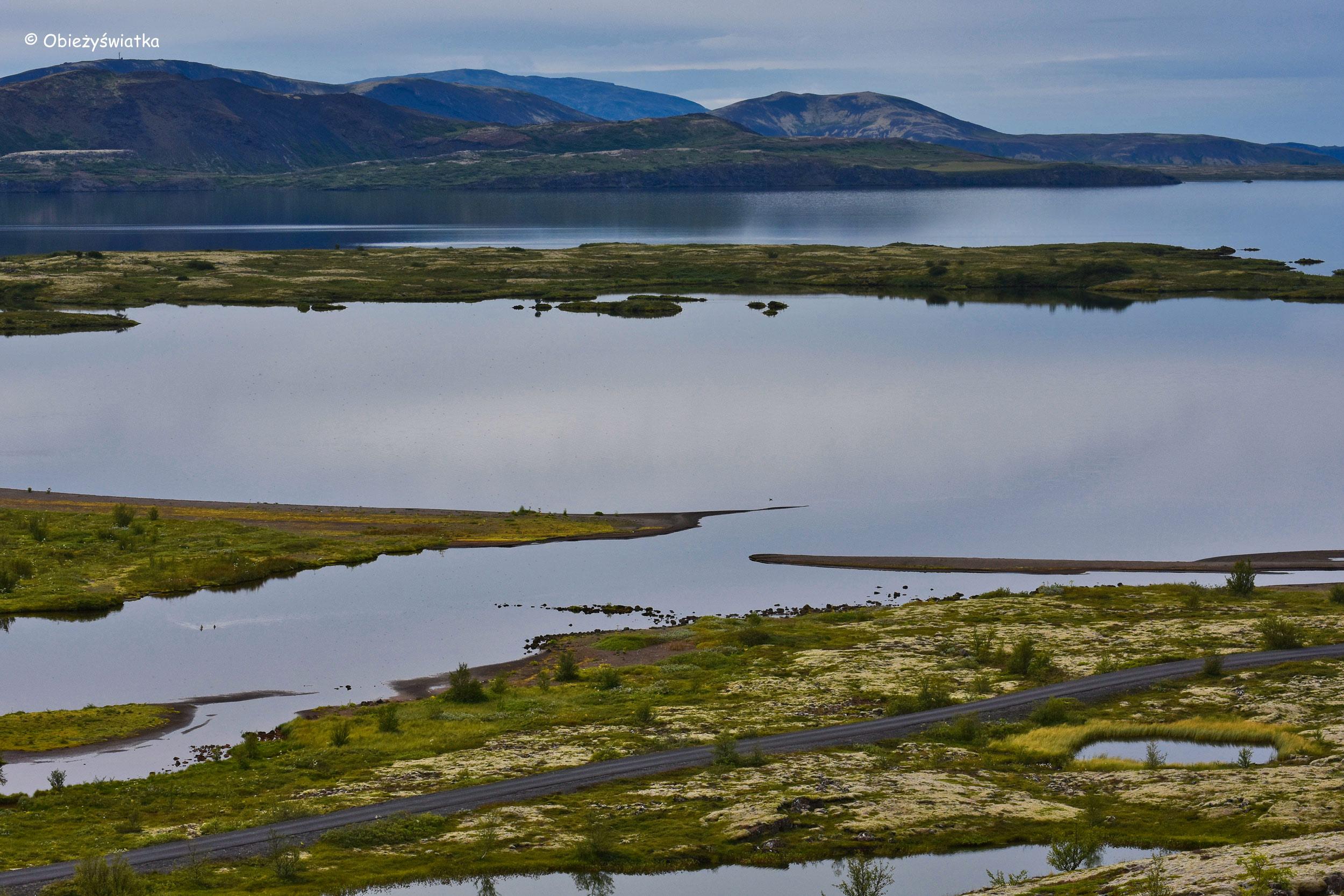 Þingvallavatn, Islandia