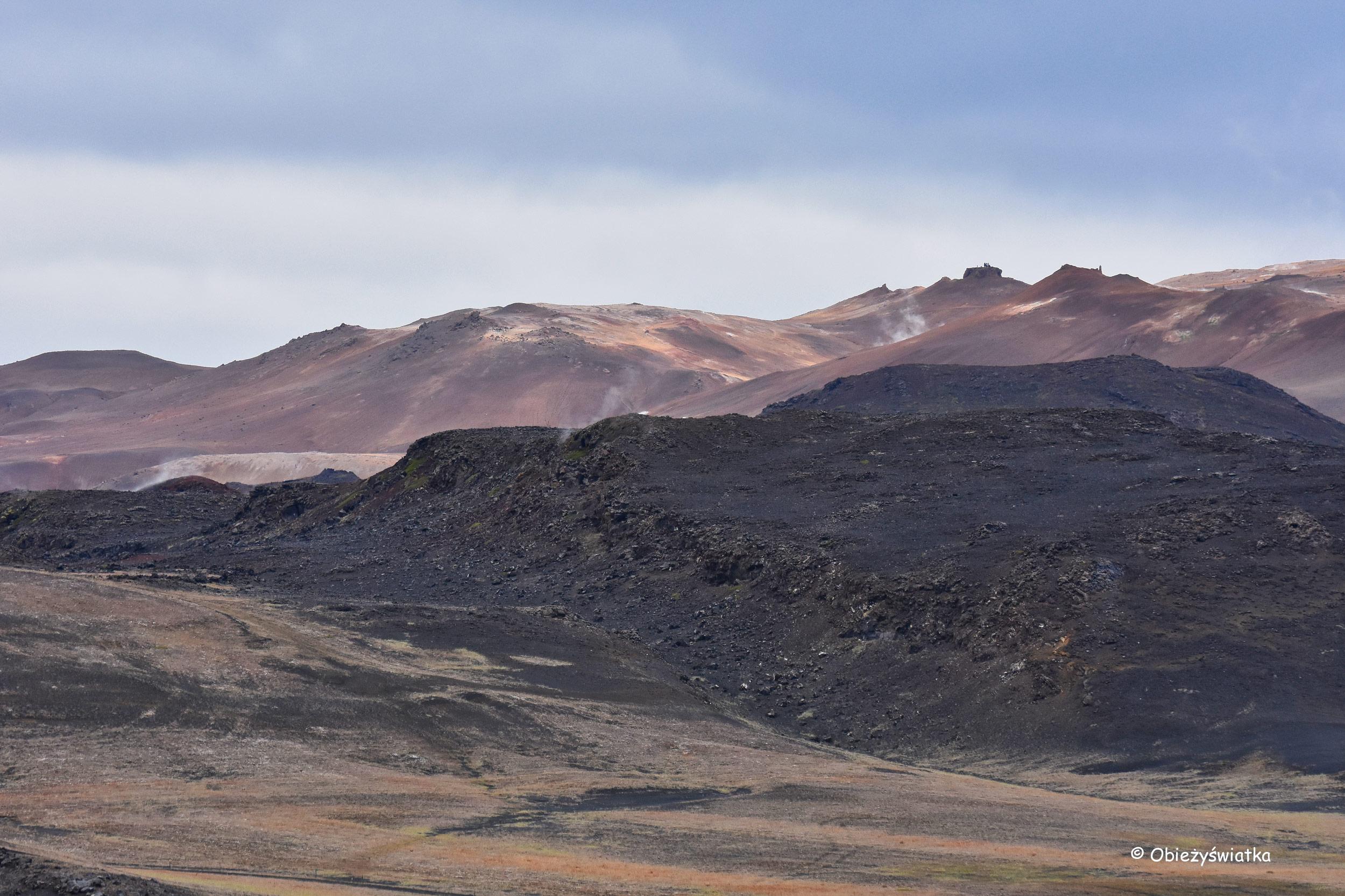 Fascynująca Islandia