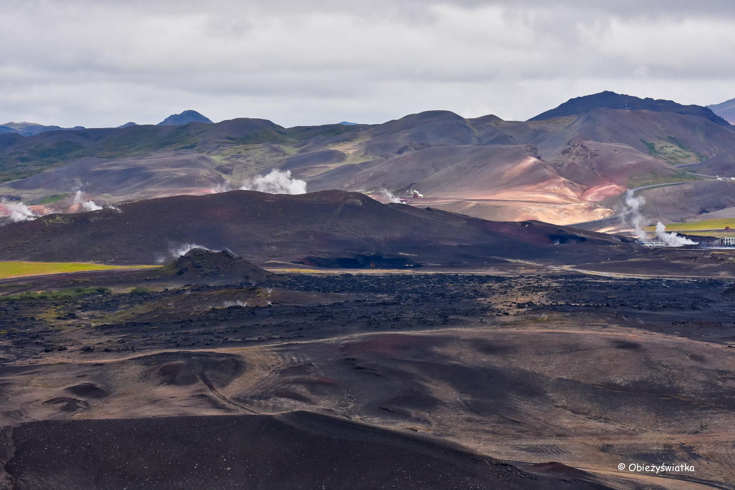 Islandia - kraina ognia :)
