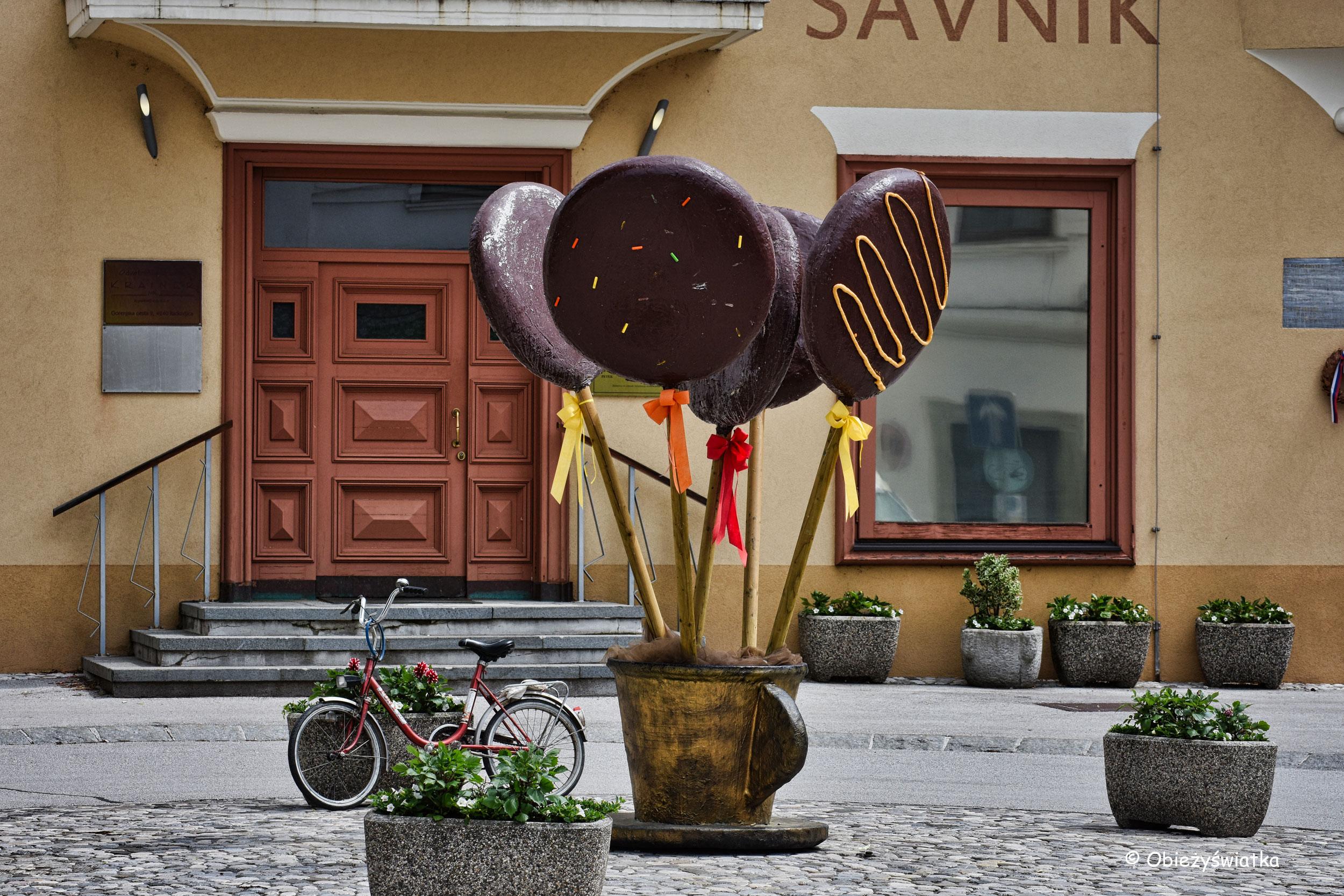 Radovljica - festiwal czekolady :)