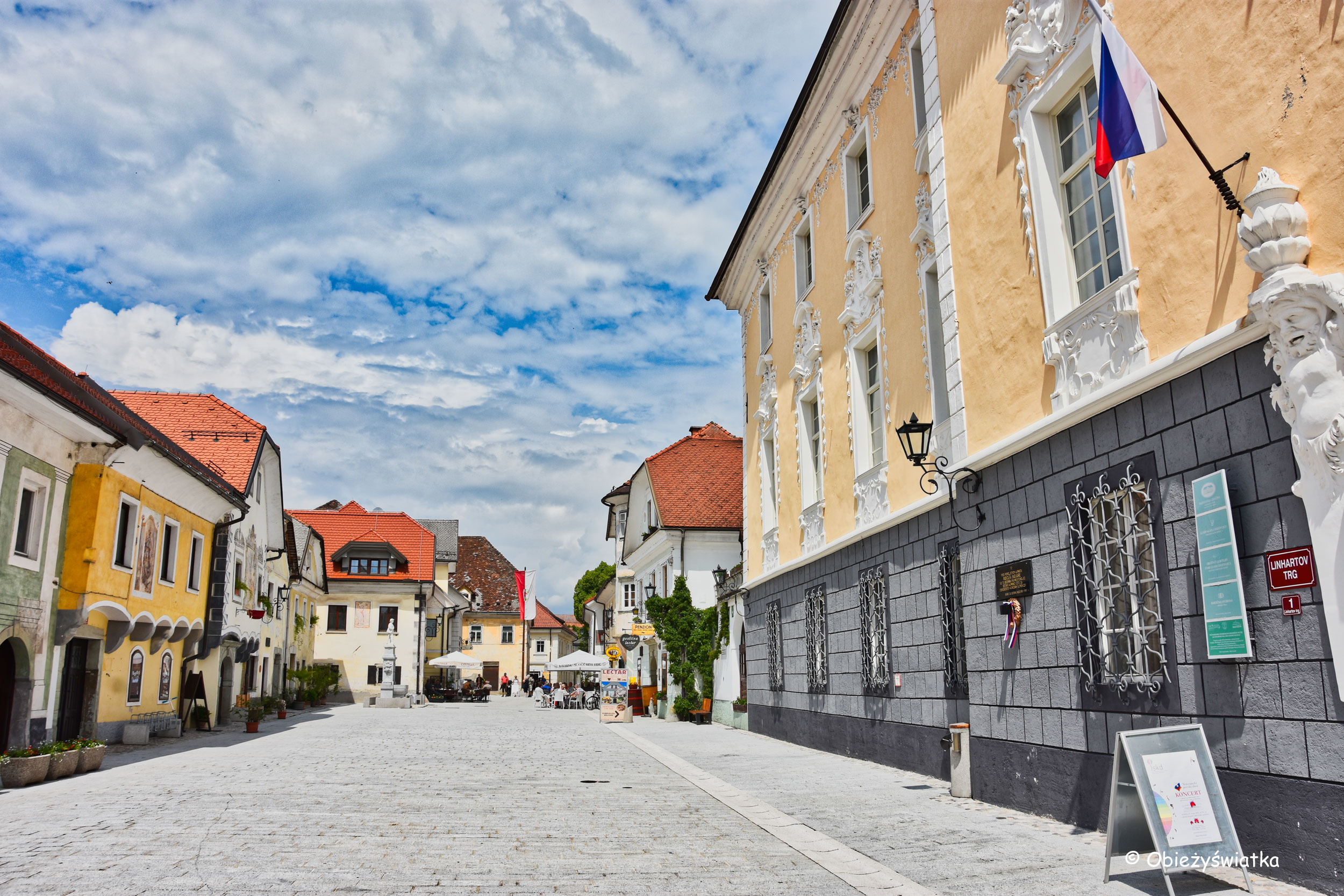 Stare Miasto, Radovljica, Słowenia