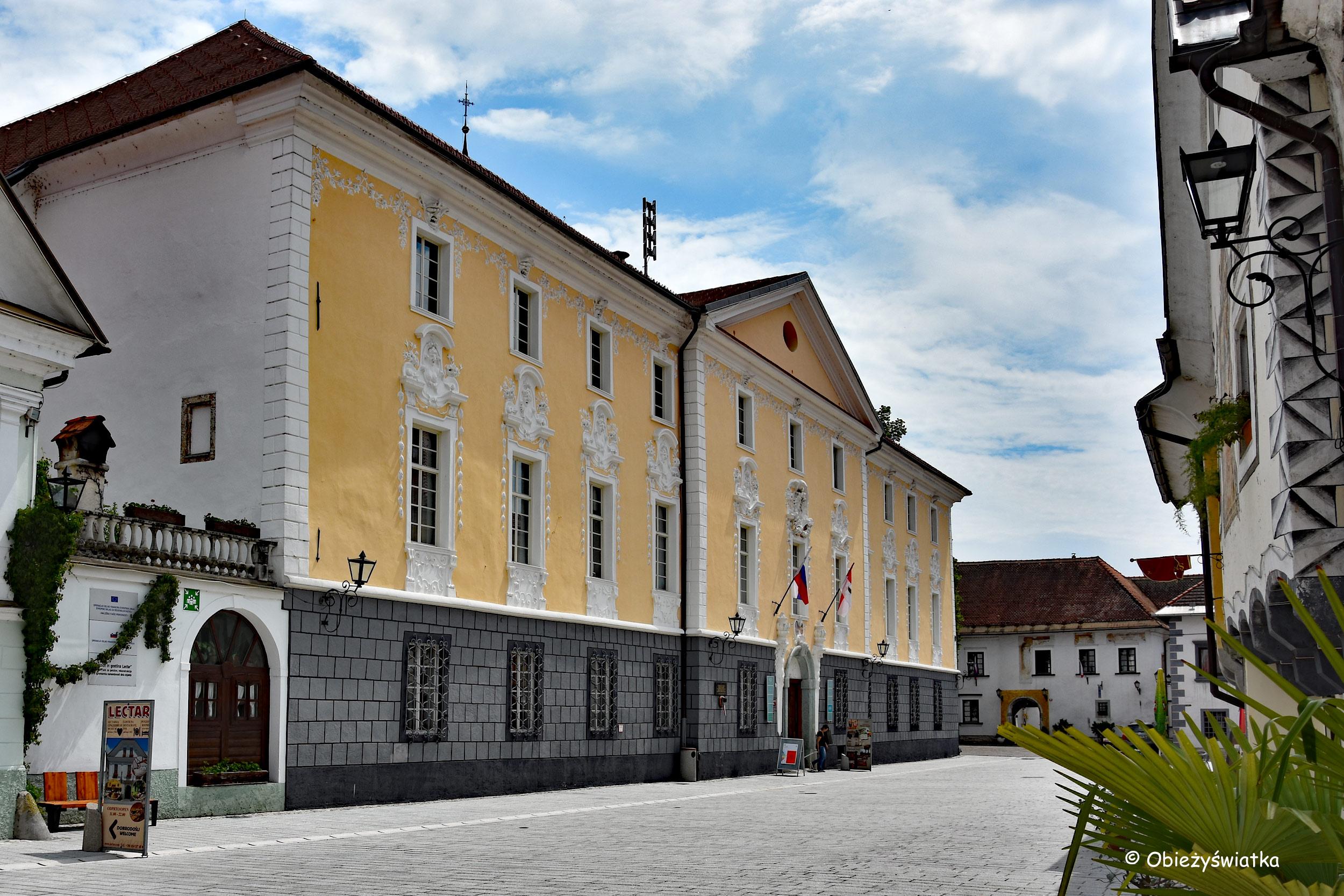 Zamek w Radovljicy, Słowenia