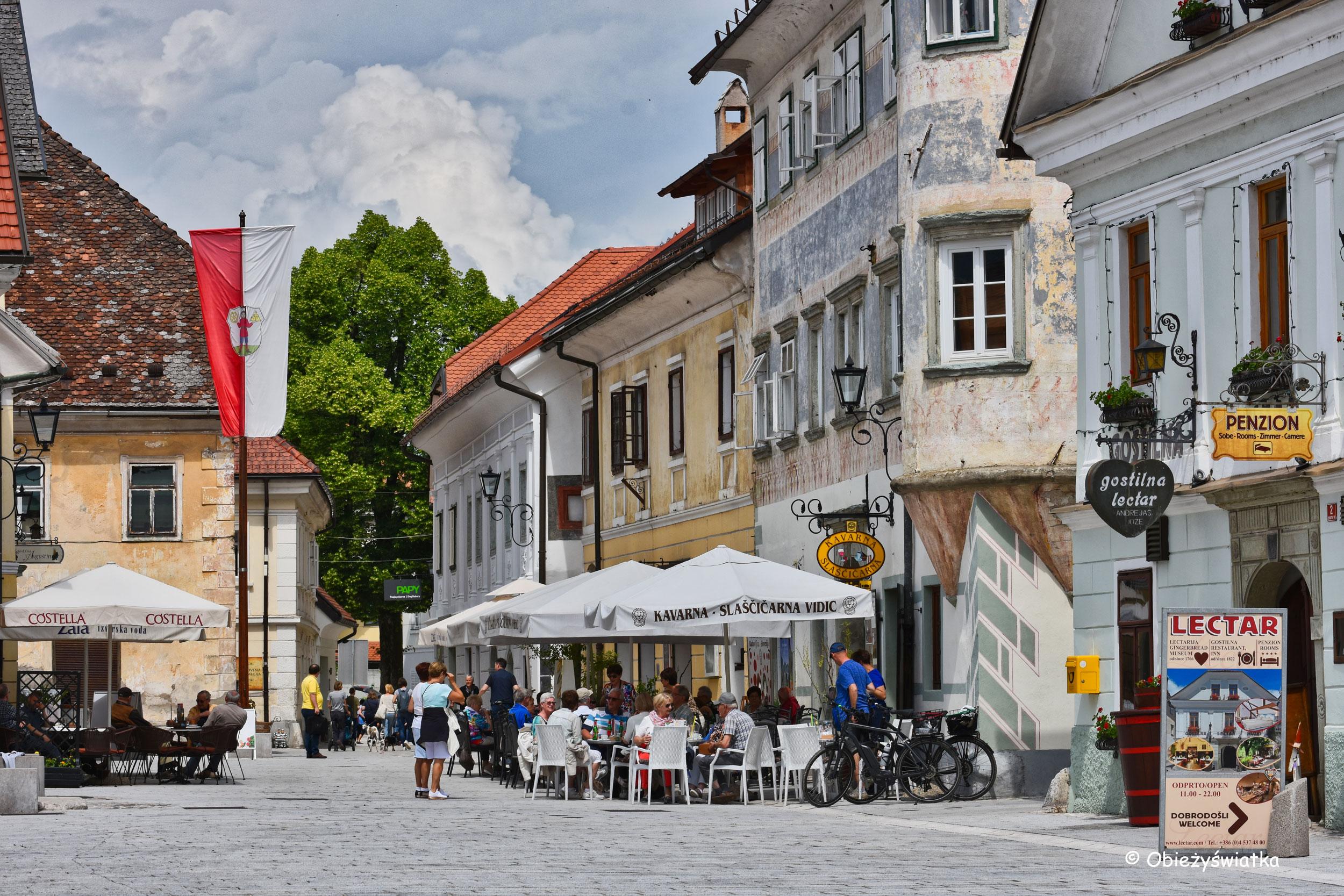Średniowieczne Stare Miasto, Radovljica