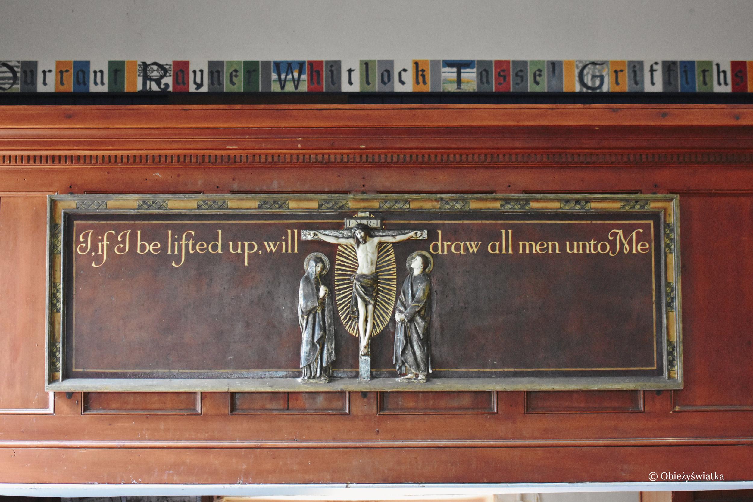 W kościółku w Tyneham