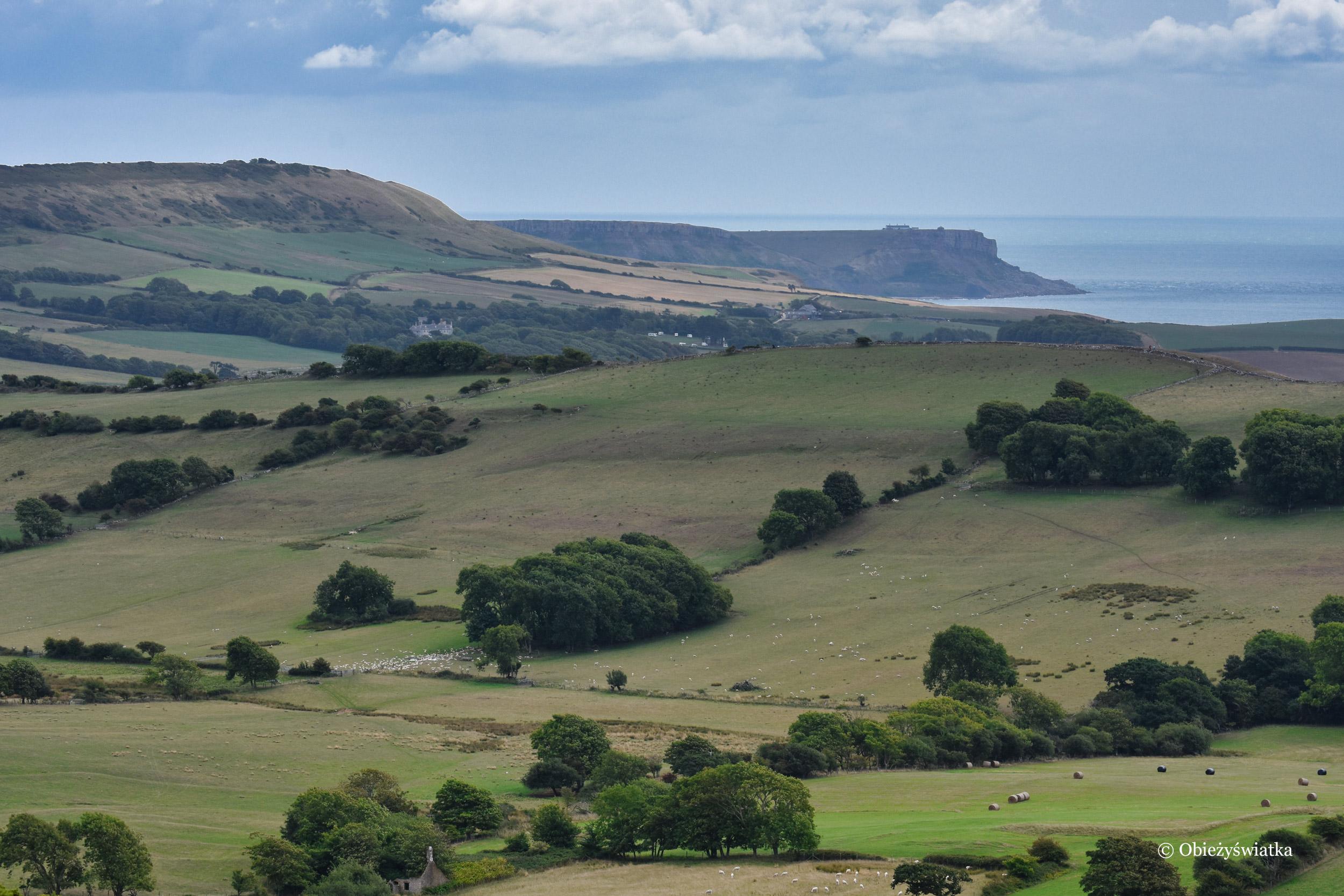 Wybrzeże południowej Anglii, hrabstwo Dorset