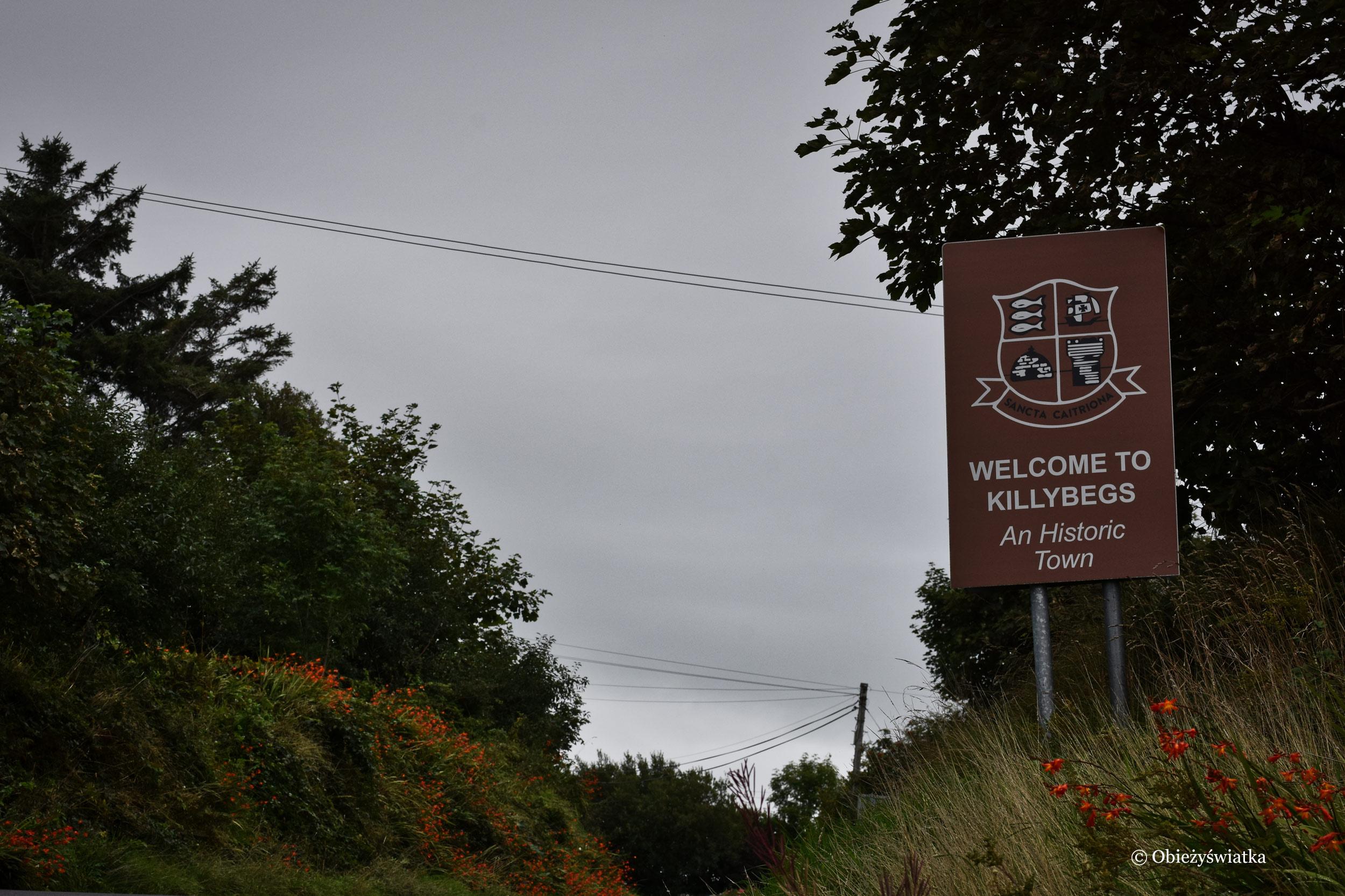 Killybegs, Irlandia