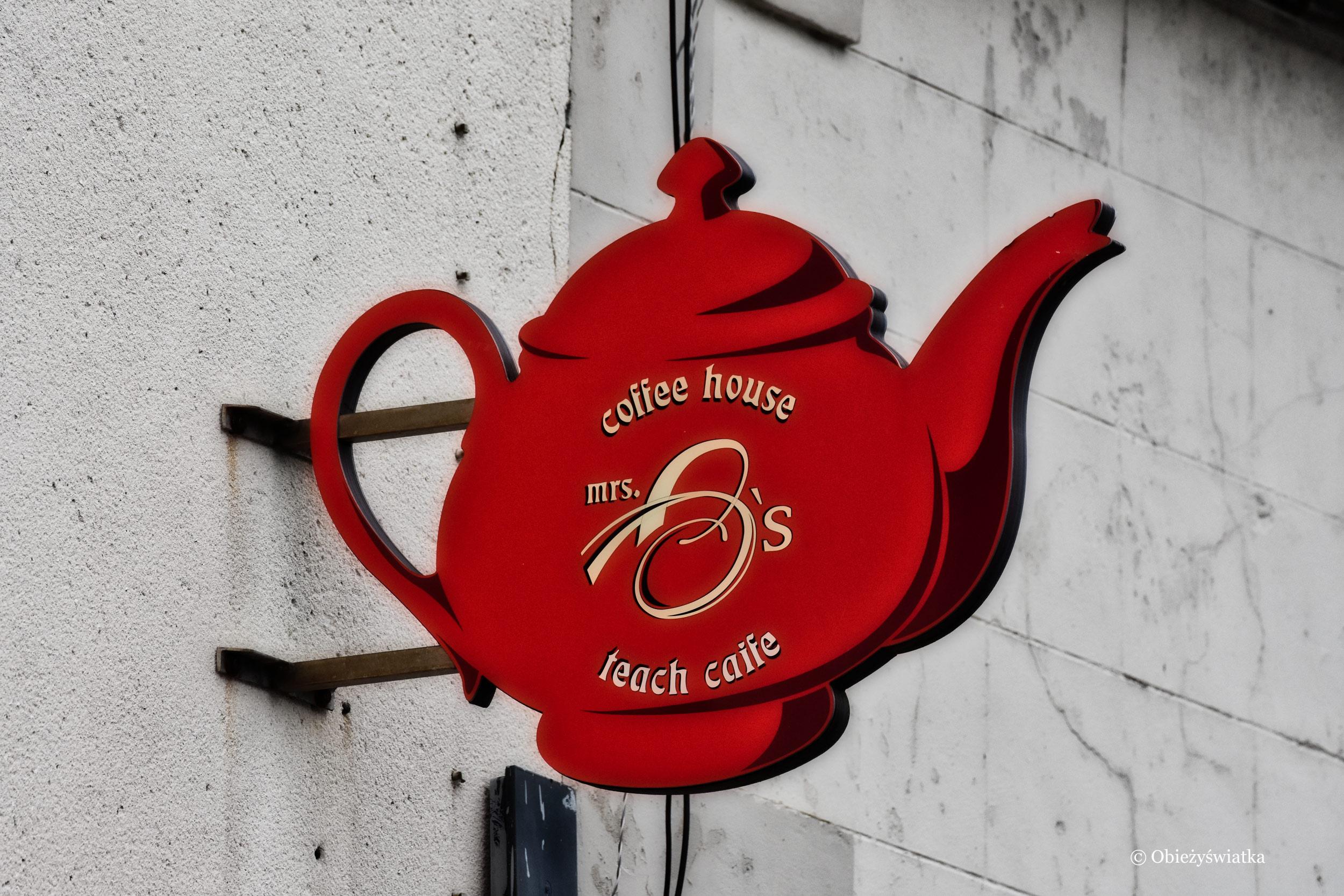 Przerwa na herbatę, Killybegs, Irlandia