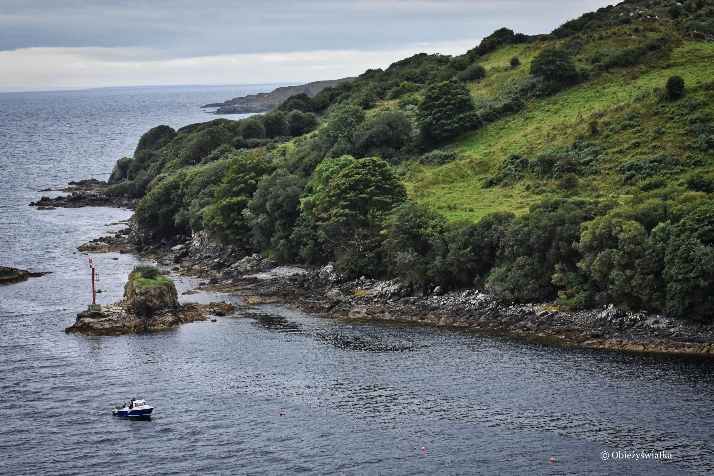 Killybegs - wybrzeże