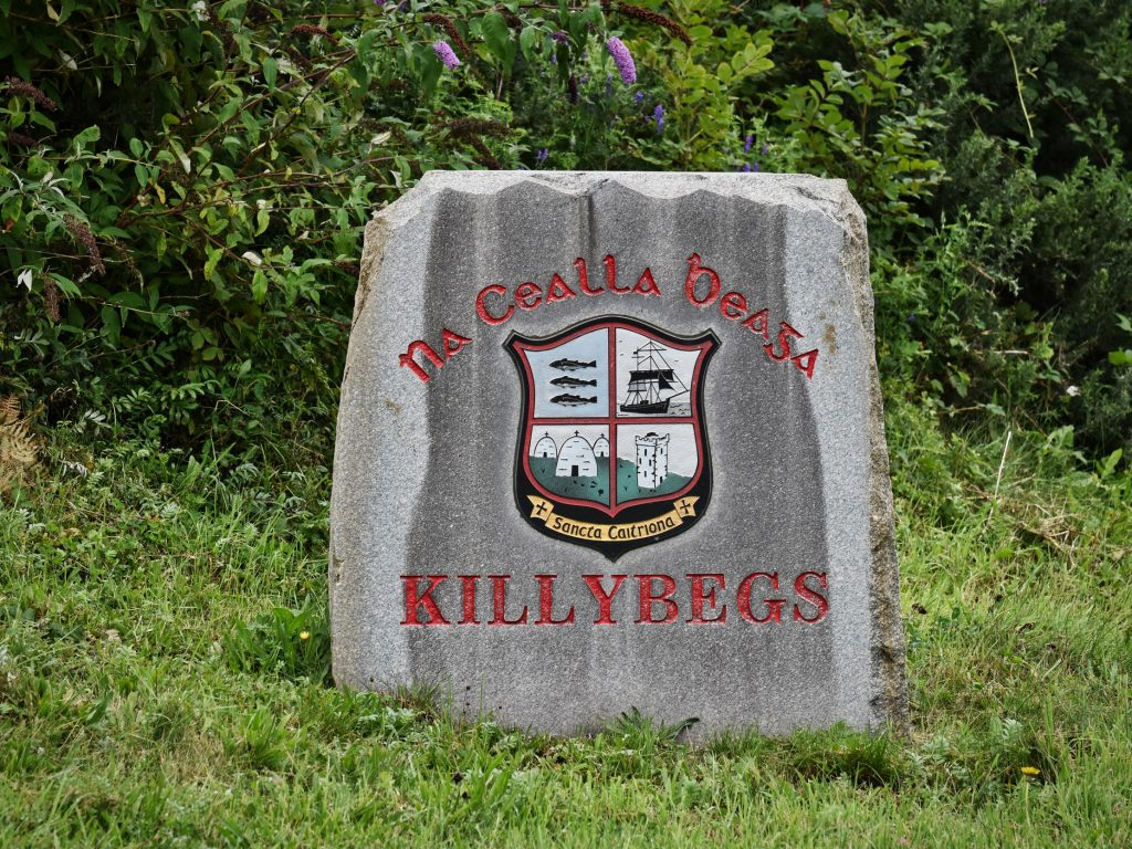 Killybegs, Irlandia