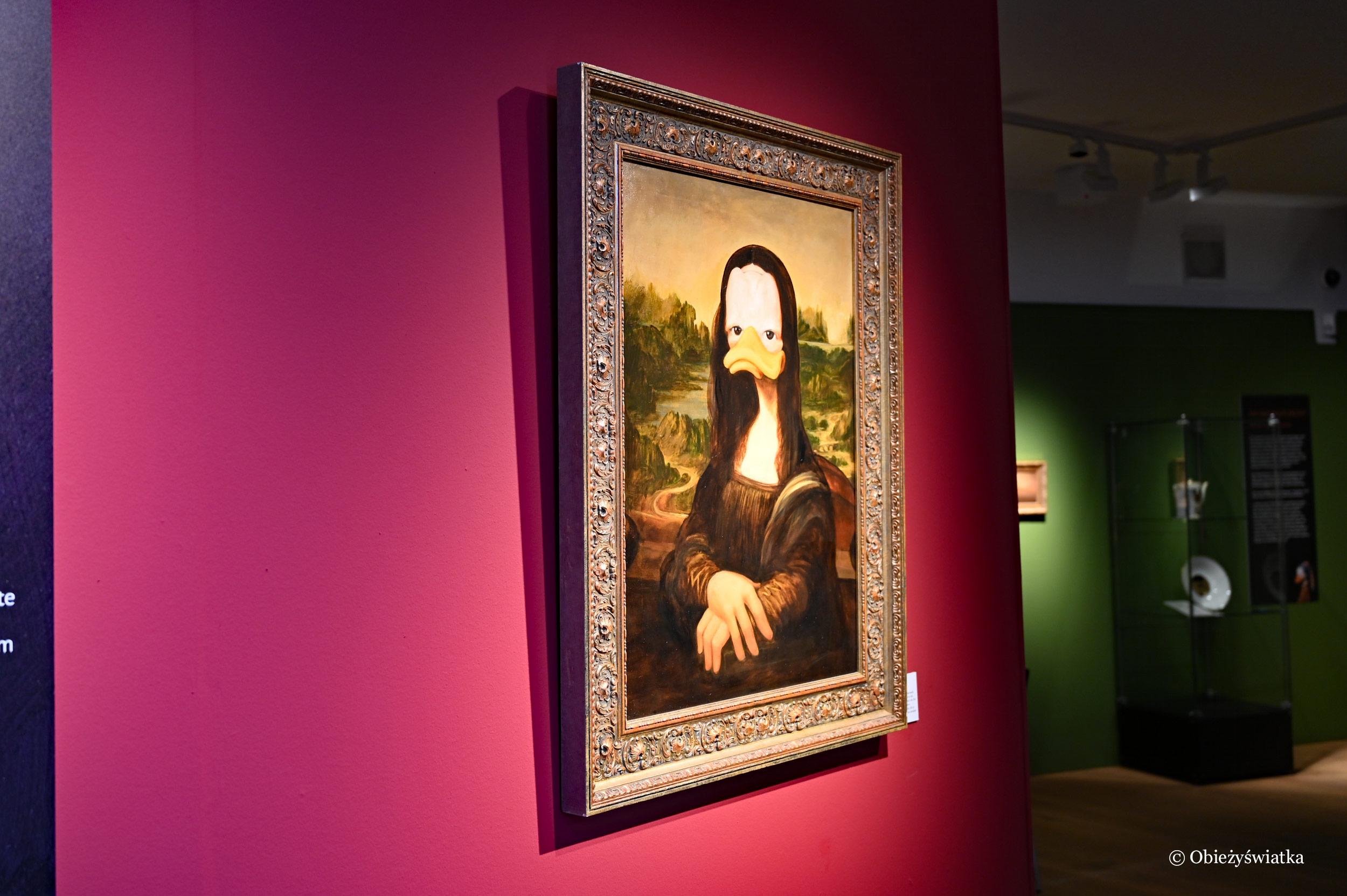 Wołają na nią Mona Lisa ;)