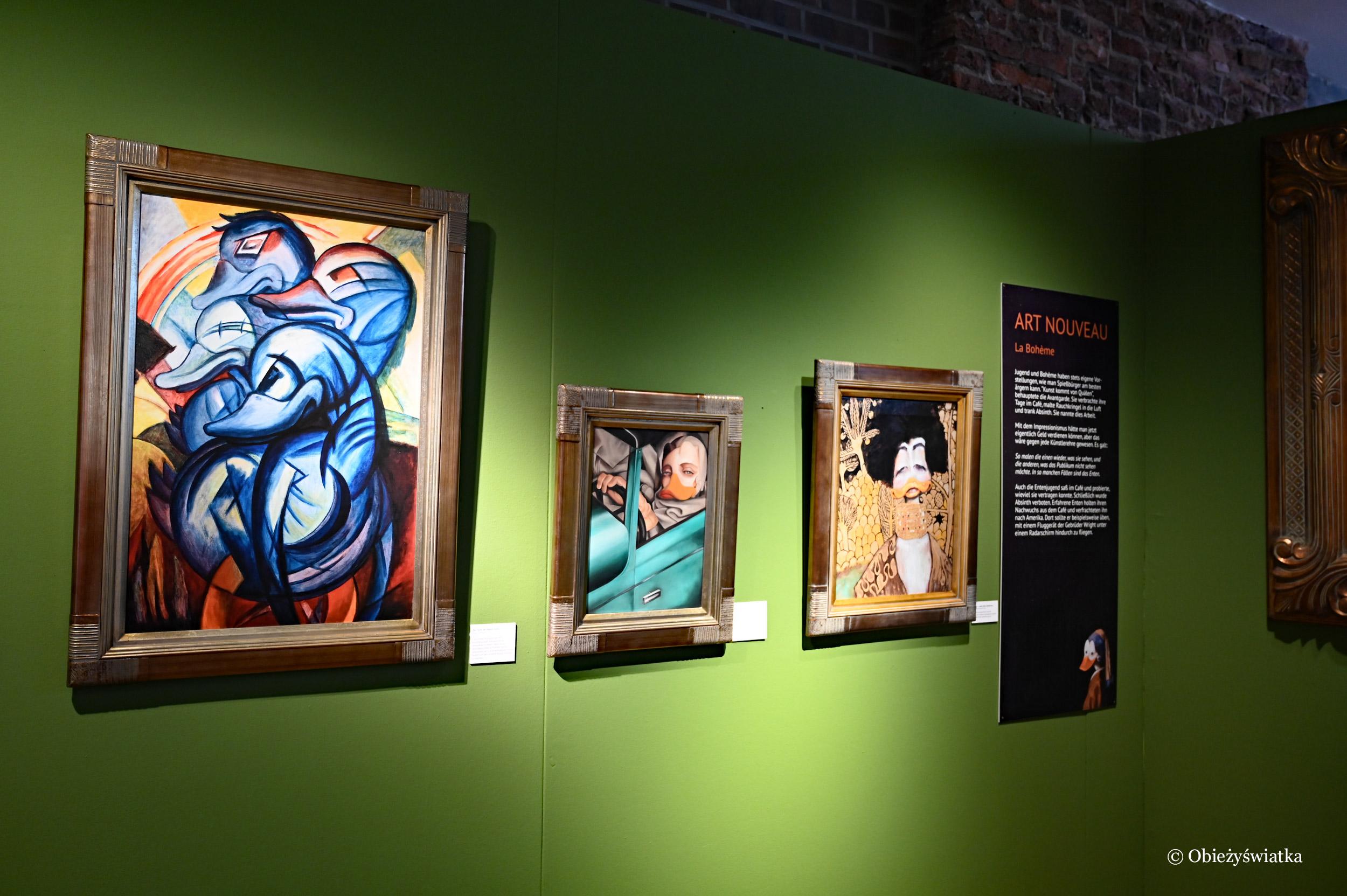 Zimt, to znaczy Klimt i Tamara! :)